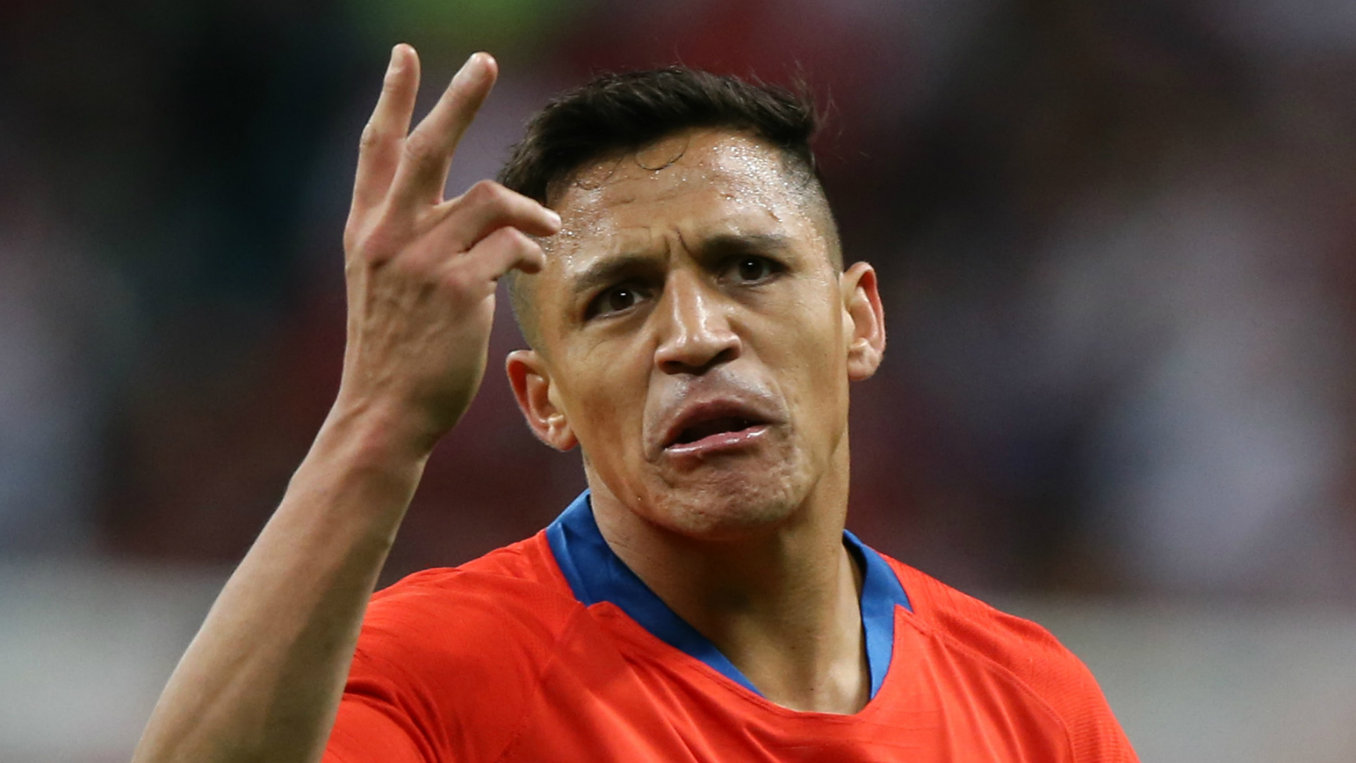 Sanchez could be out for two to three months, says Chile coach