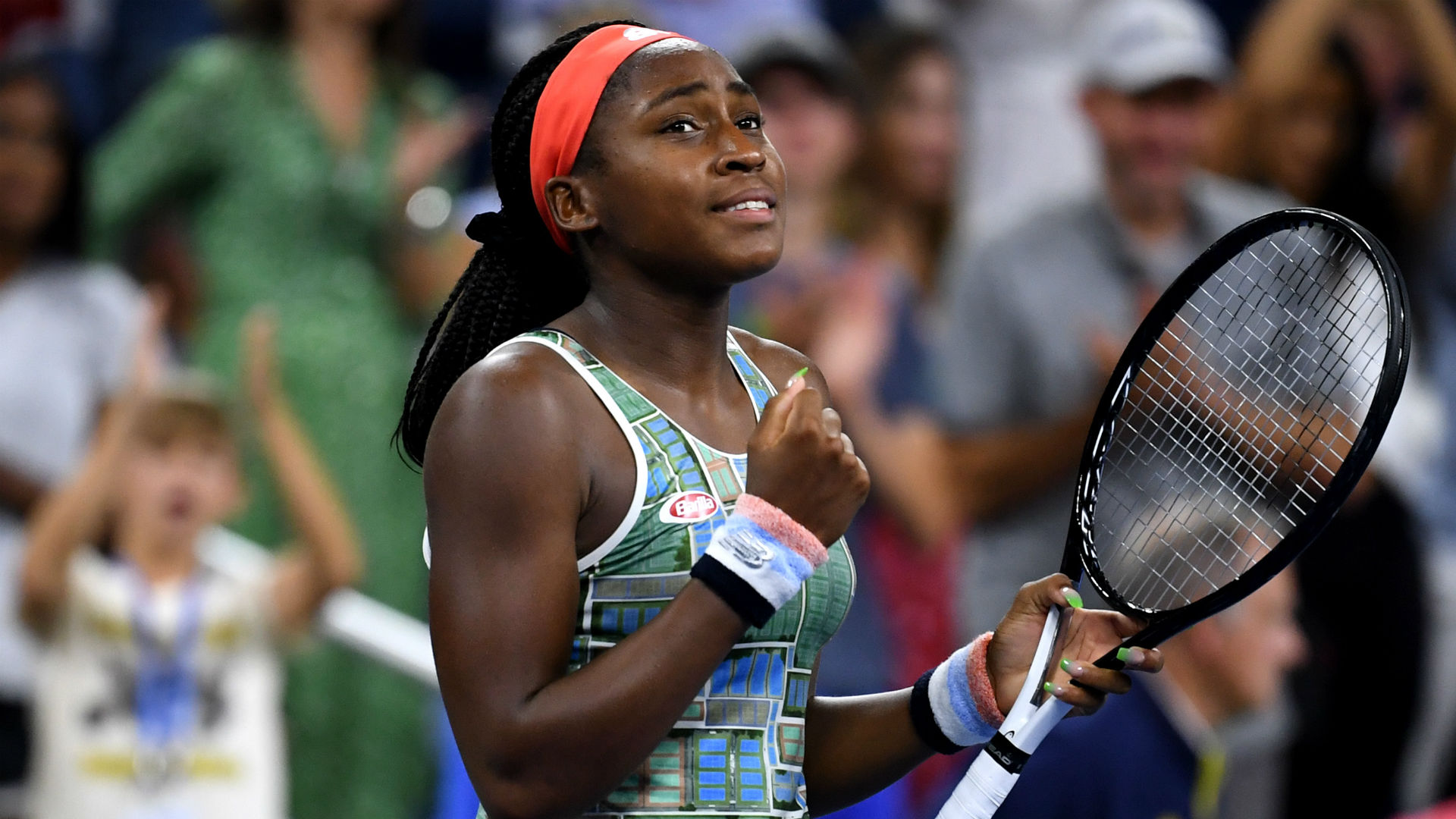 Trick Or Treat Coco Gauff Planning To Spend Linz Open Winnings On Halloween Costume Tennis News Stadium Astro