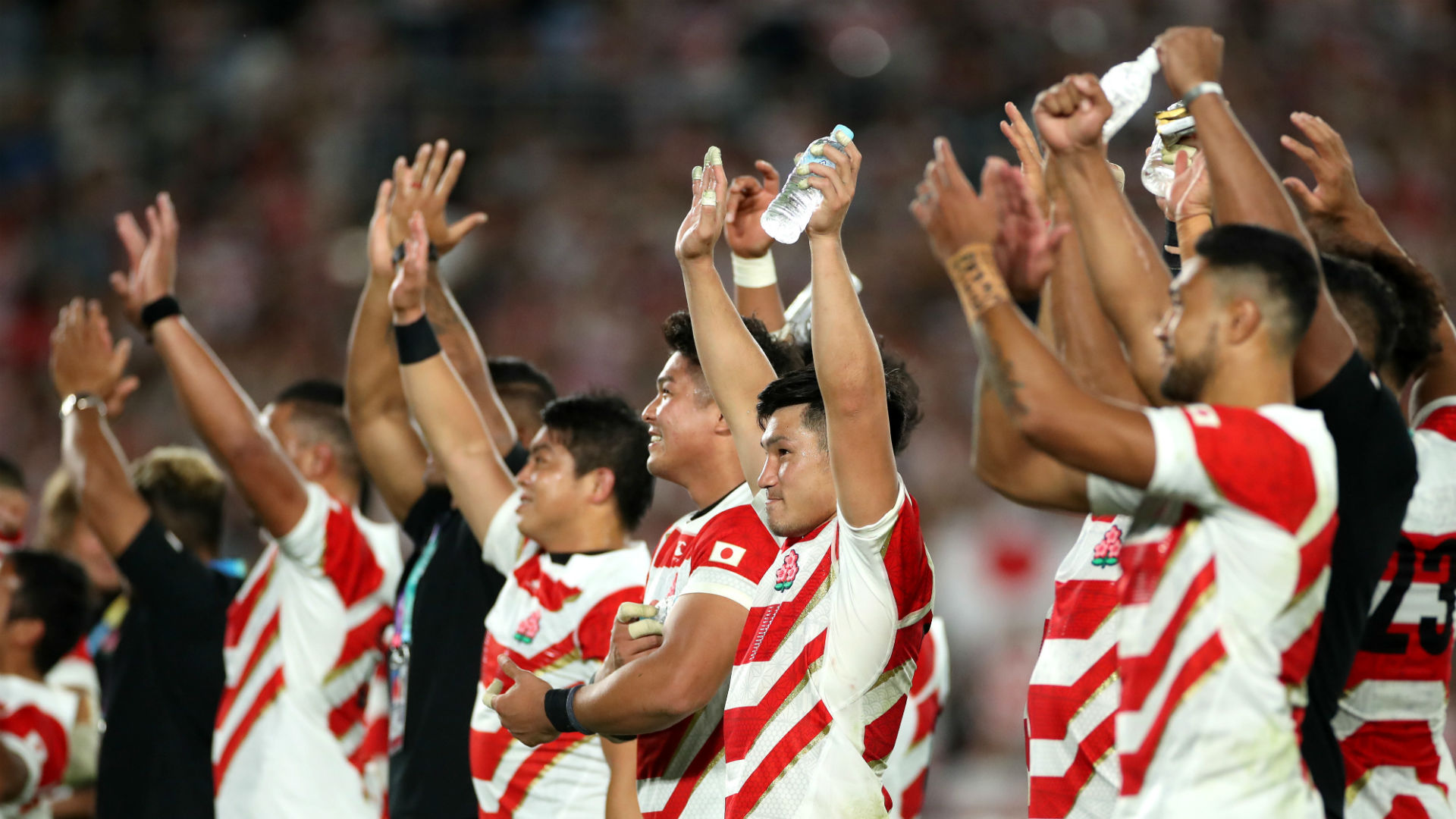 Rugby World Cup 2019: Japan make history as fearsome All Blacks march on – the pool stage in numbers