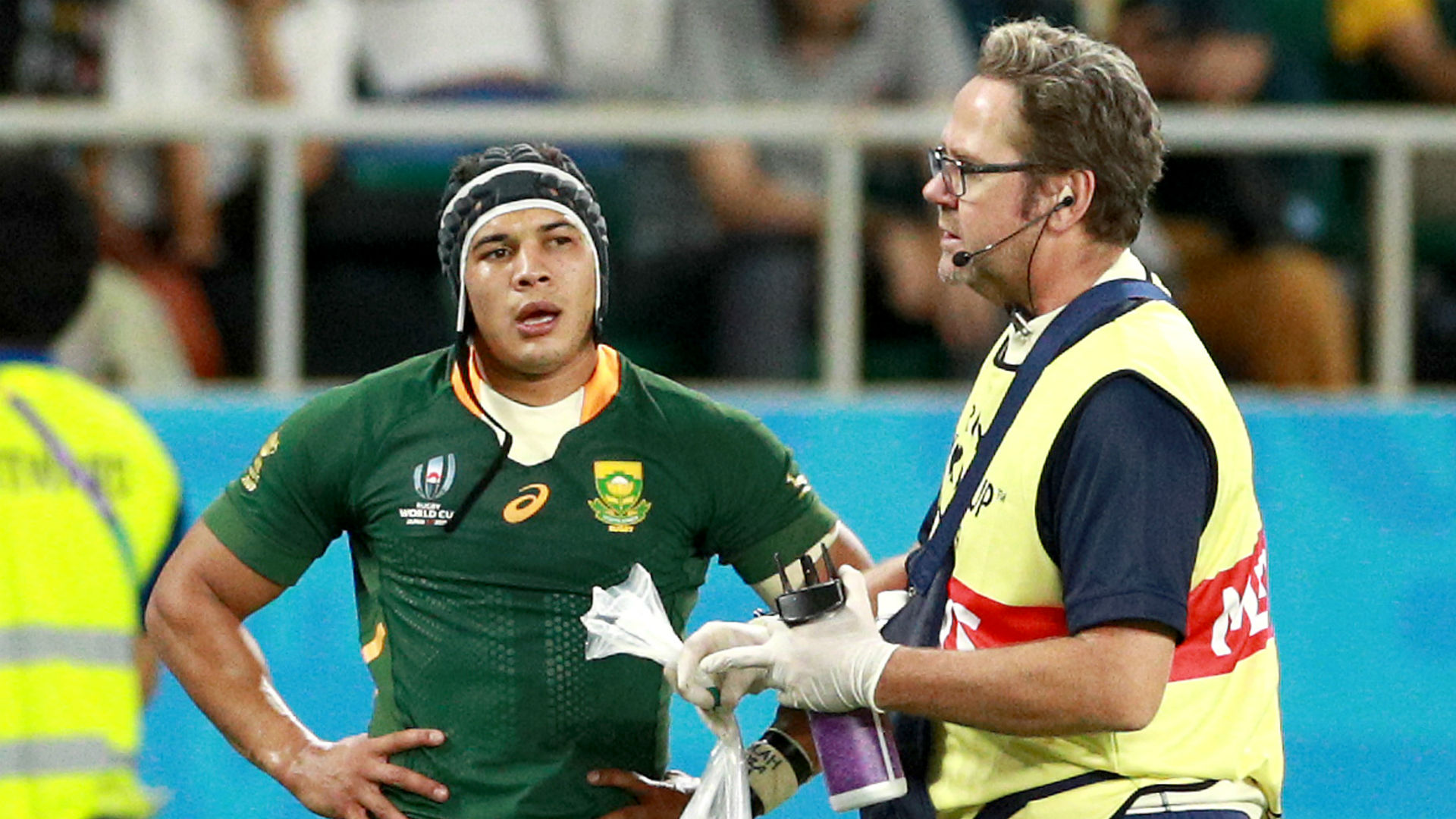 Rugby World Cup 2019: Kolbe and Jantjies expected to be fit for Japan clash