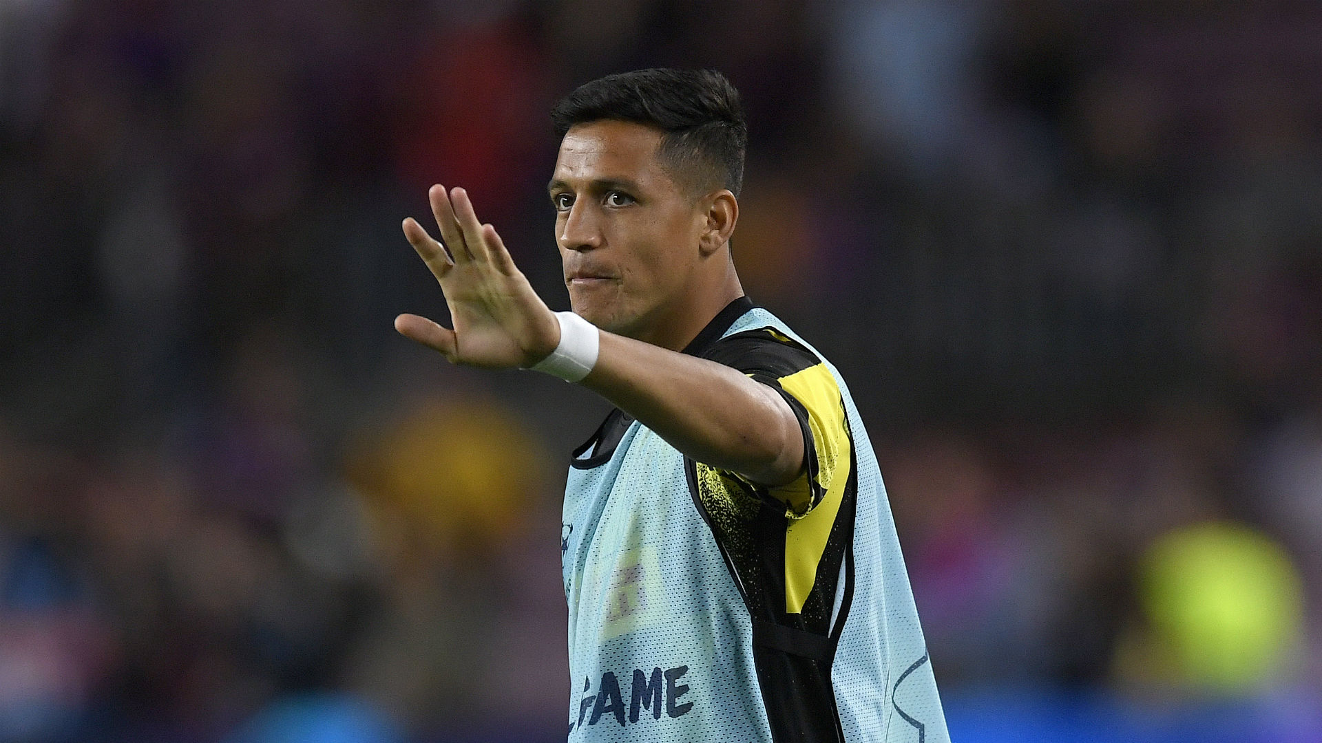 Sanchez may require surgery on ankle injury, Inter confirm