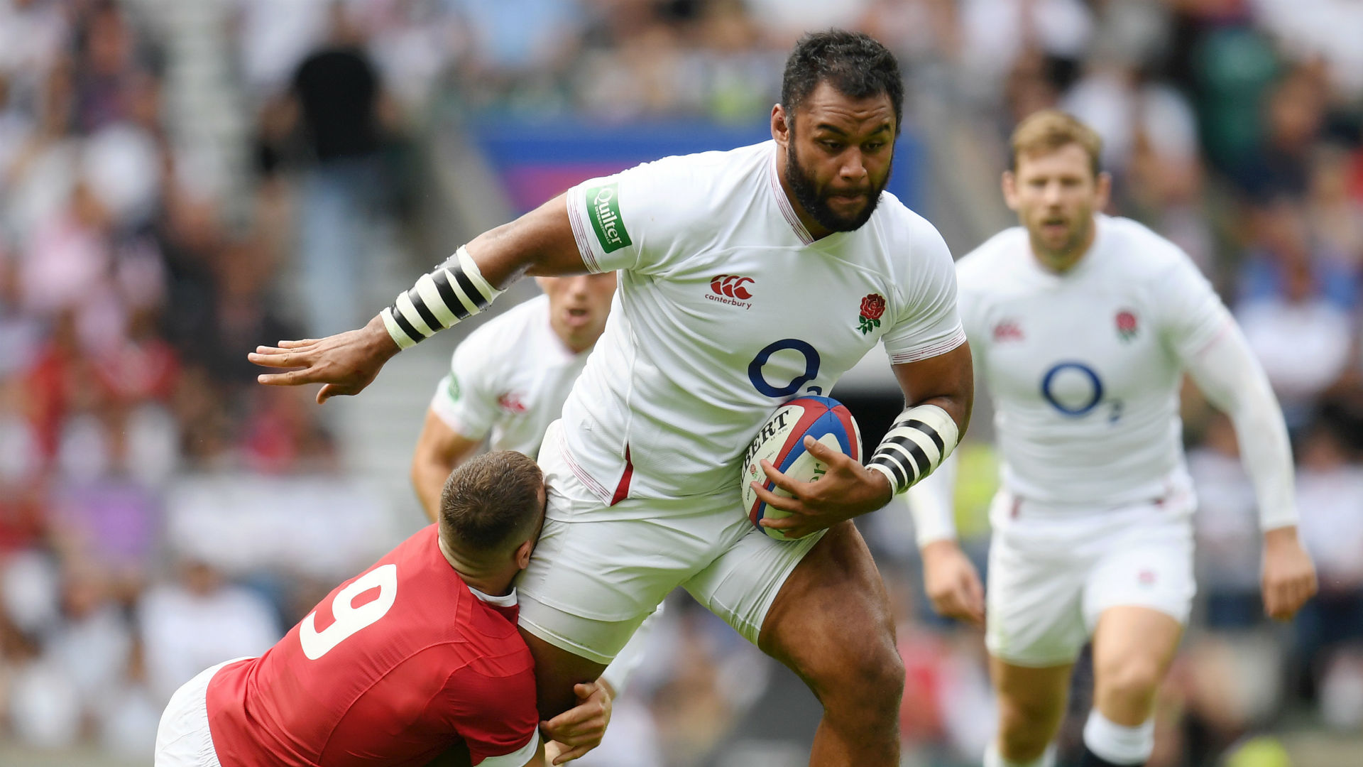 Rugby World Cup 2019: Vunipola 'very likely' to face Australia