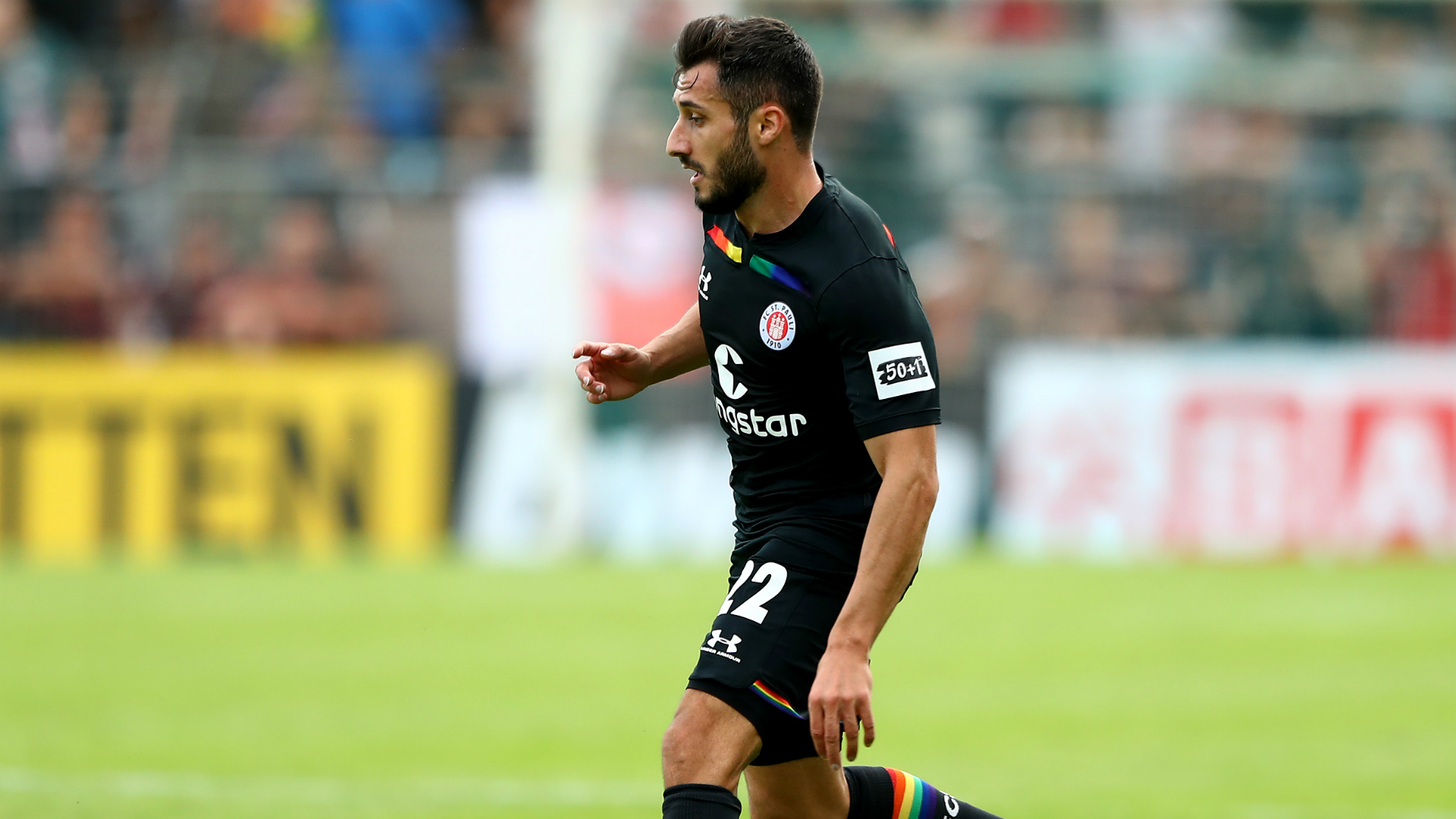 St Pauli release Cenk Sahin after Instagram post supporting Turkey's military action in Syria