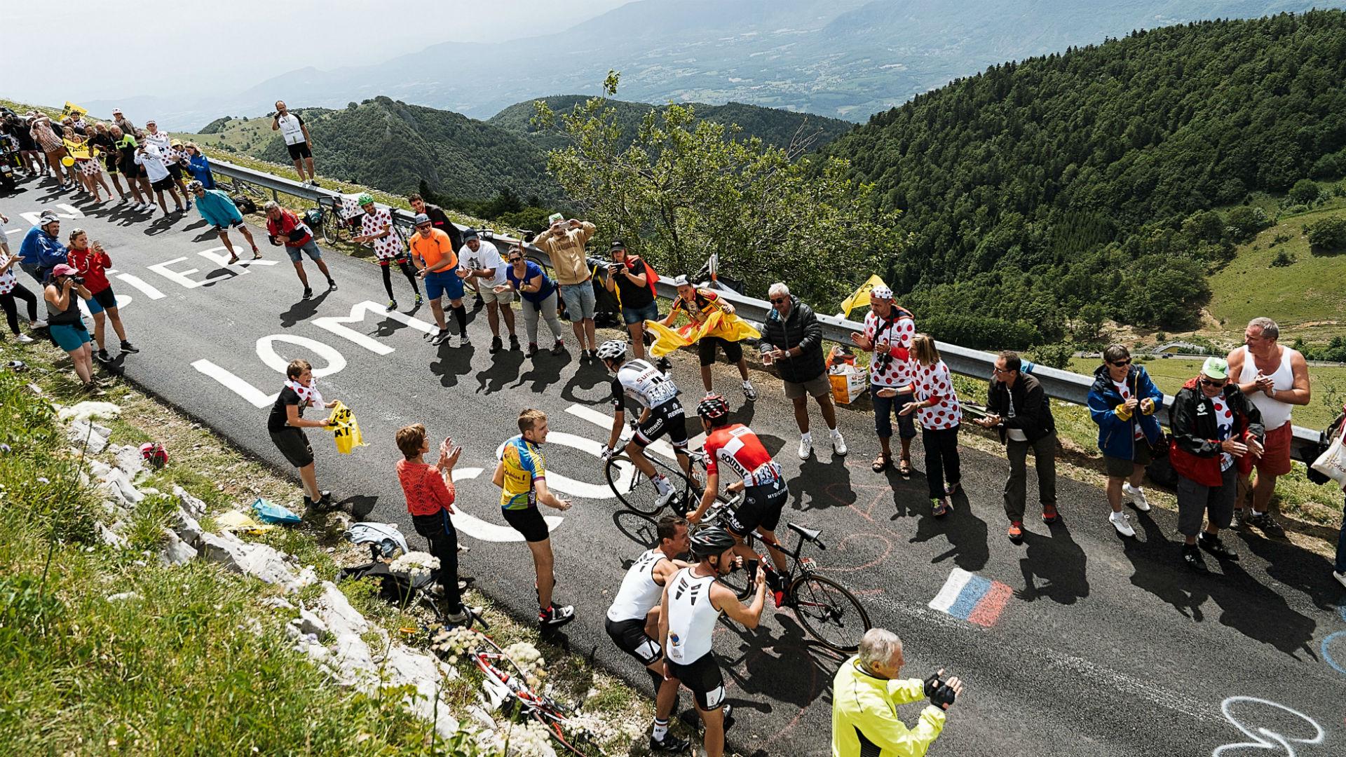 Mountains dominate 2020 Tour de France route