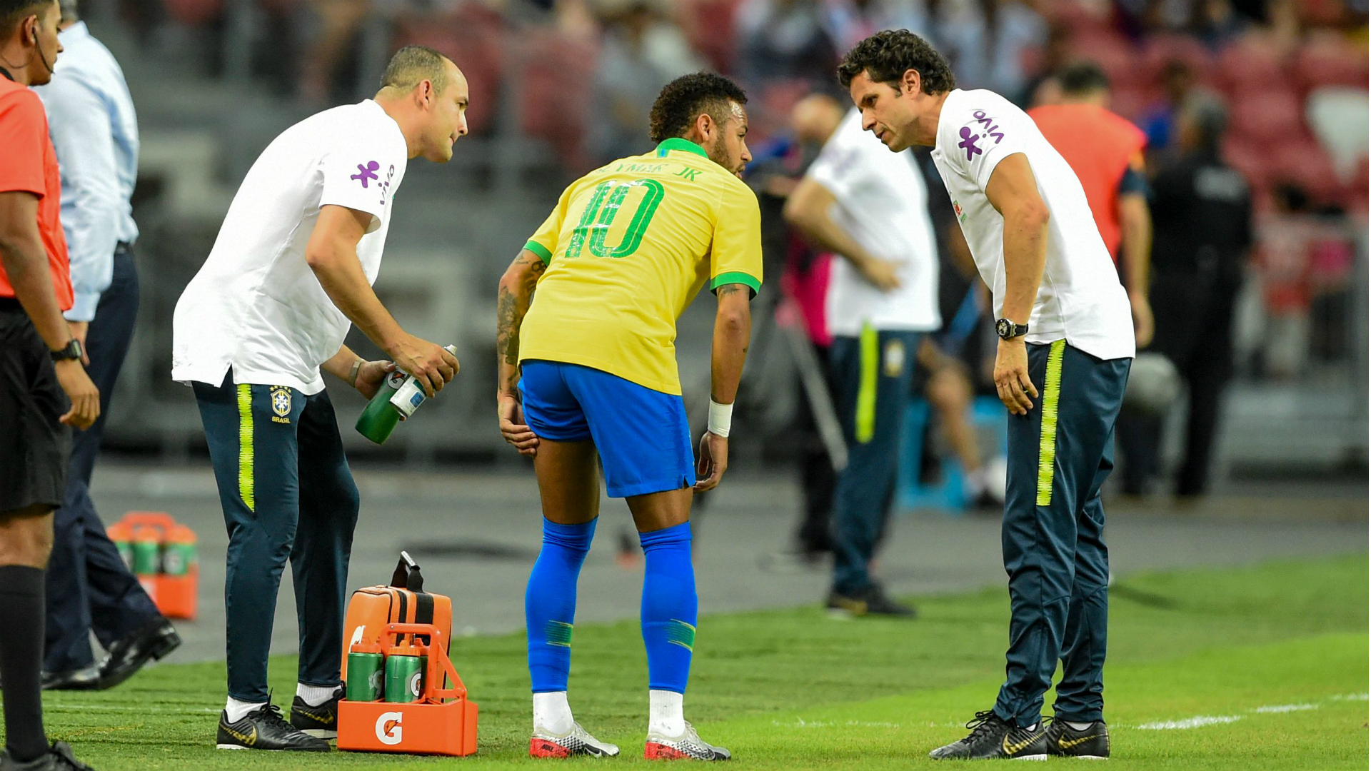 PSG star Neymar expected to miss four weeks with hamstring injury