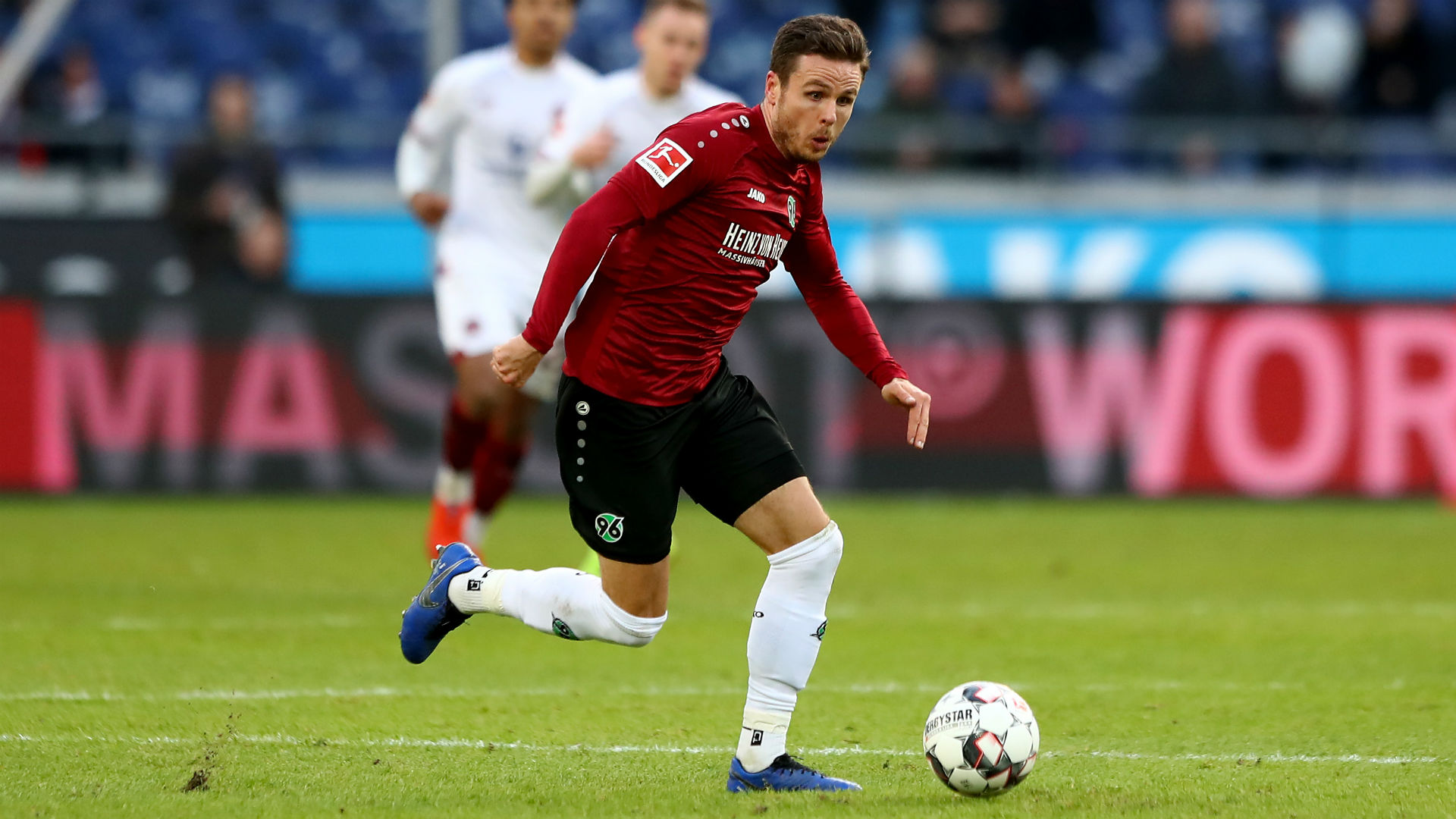 Wanderers sign Muller from Eintracht Frankfurt