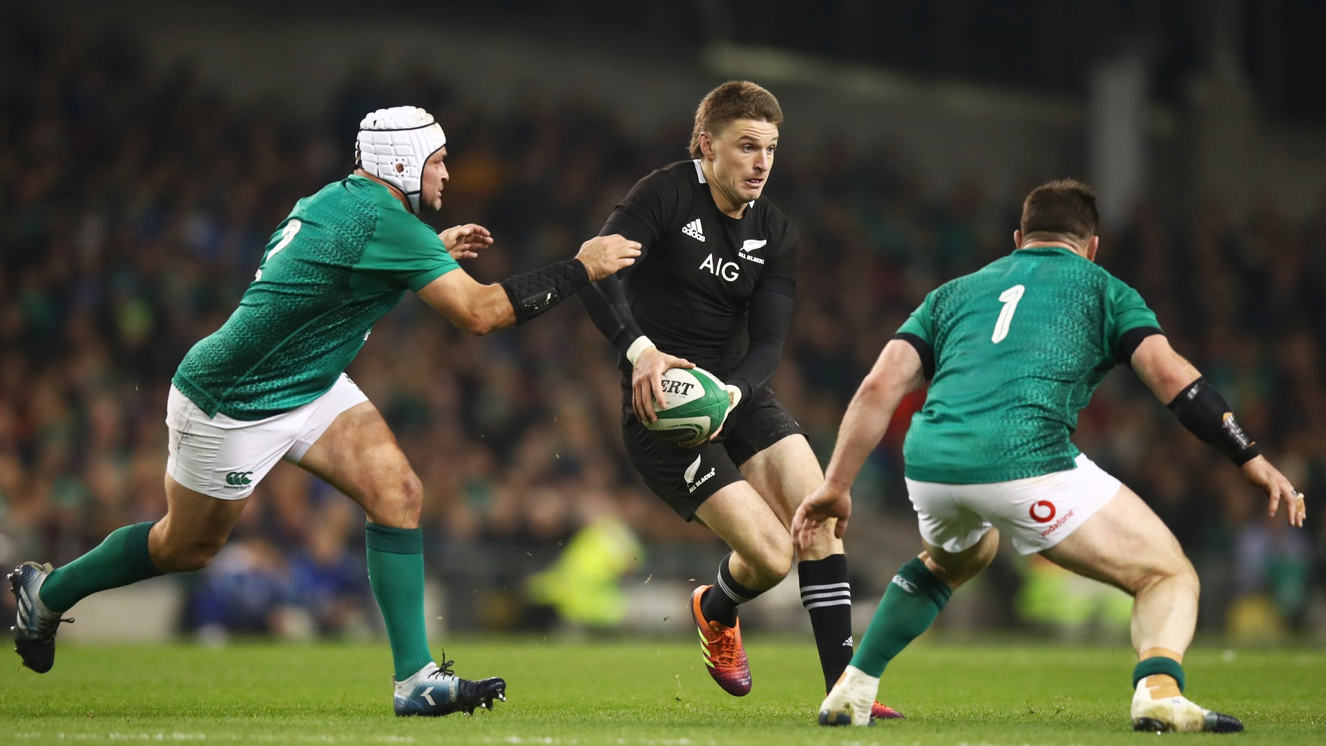 Rugby World Cup 2019: New Zealand v Ireland