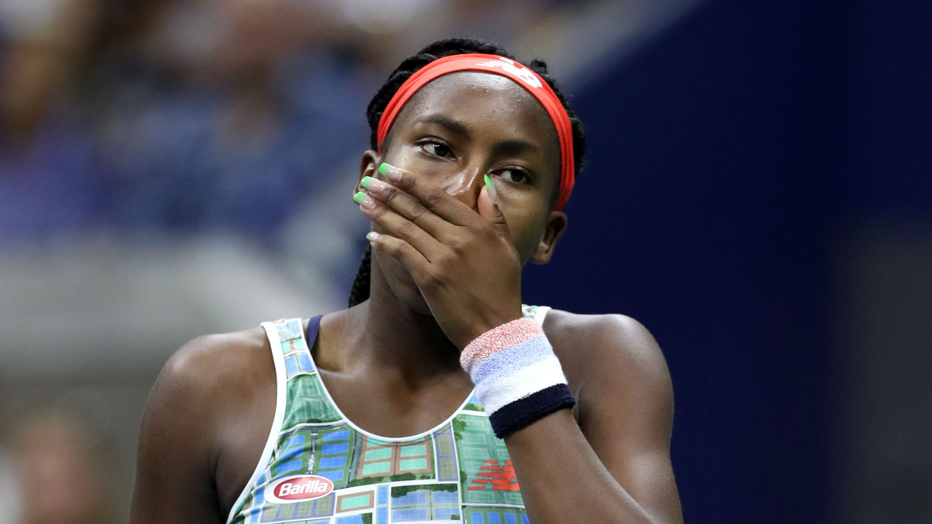 Tired Gauff brushed aside by Blinkova in Luxembourg