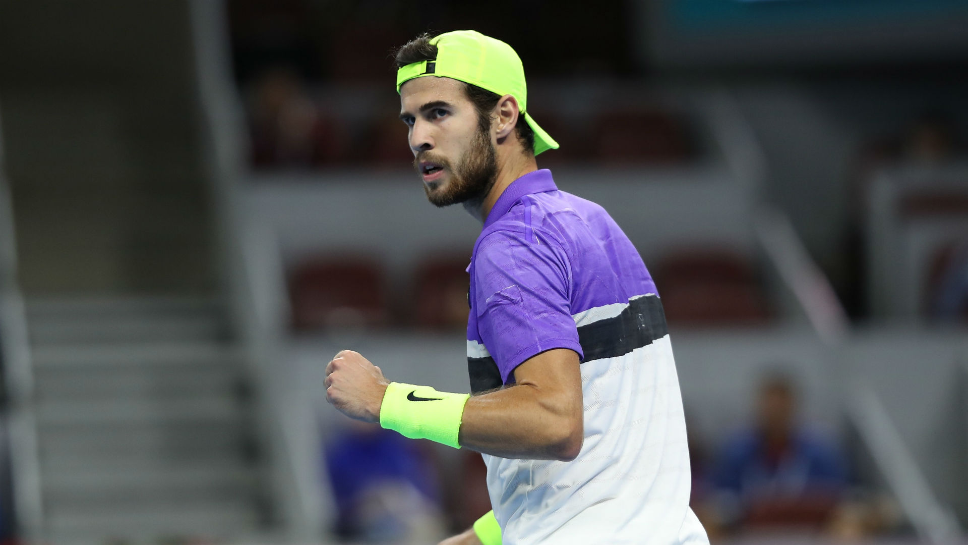 Khachanov flys the flag in Moscow after Medvedev withdrawal