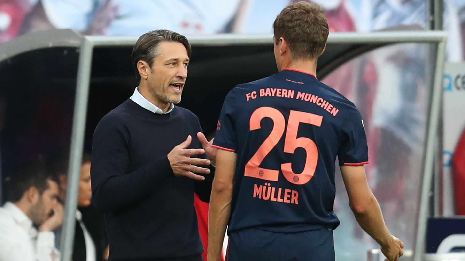 Kovac accepts he made a mistake with Muller comments