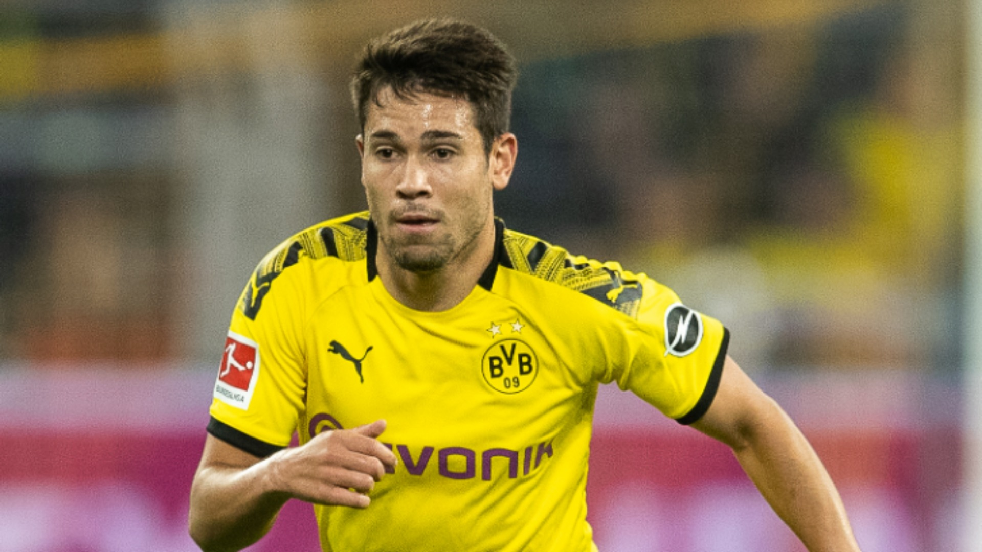 Dortmund secure Guerreiro extension until 2023