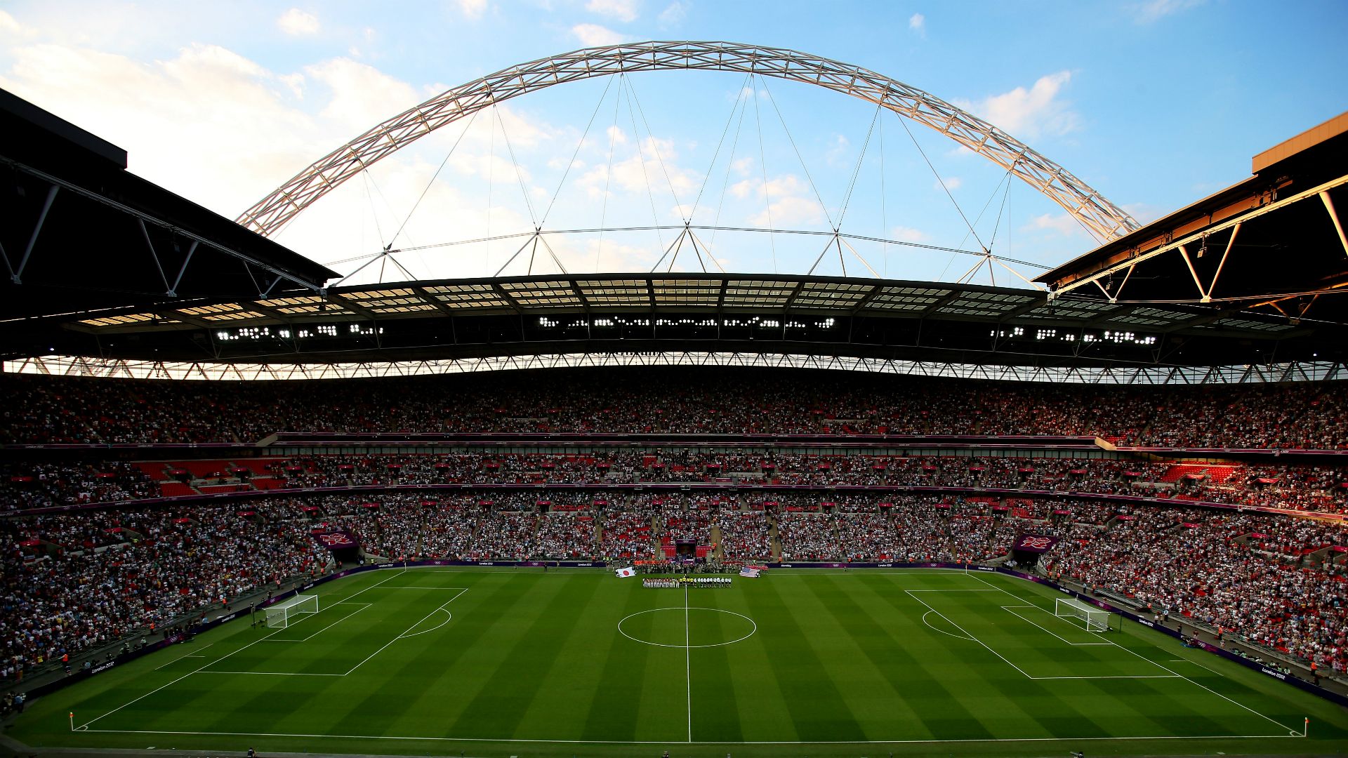 England sell out Wembley for women's friendly against Germany