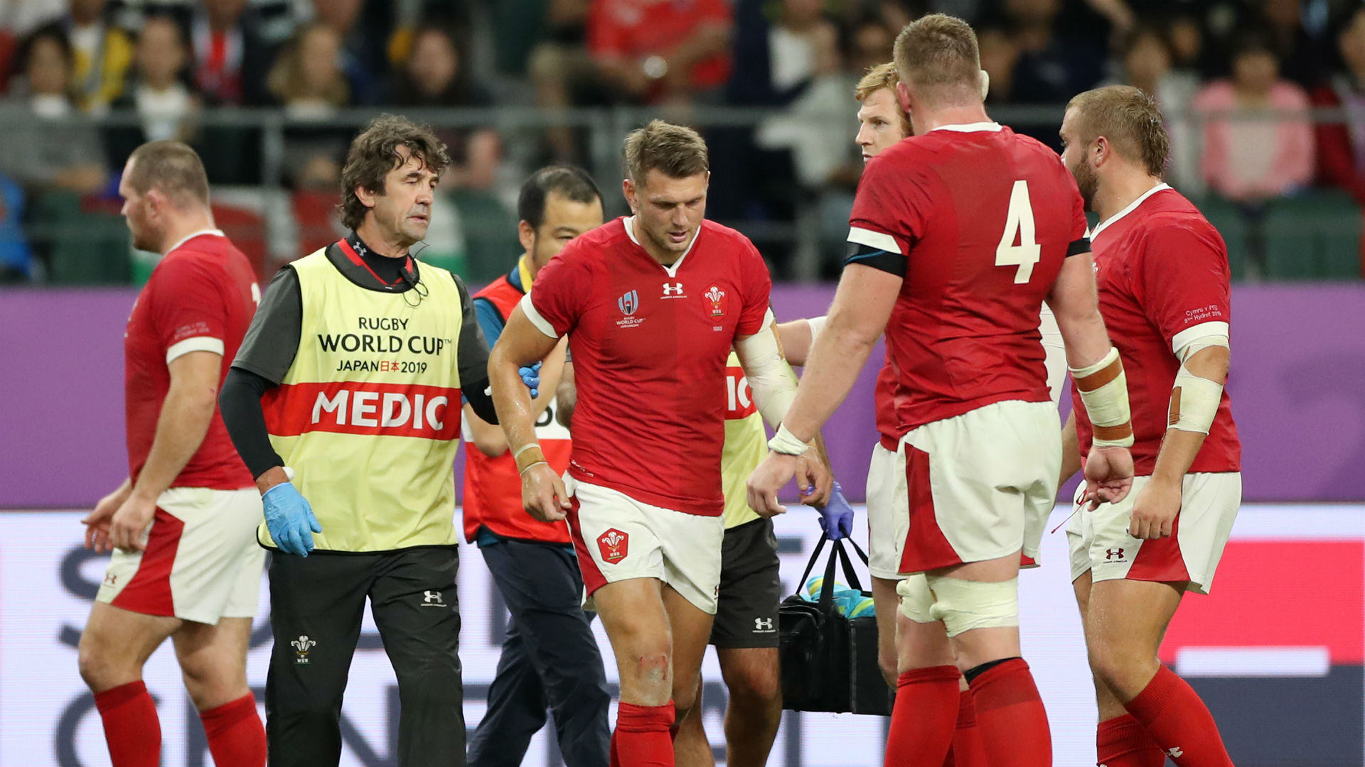 Rugby World Cup 2019: Biggar confident he's 100 per cent fit to play, says Gatland