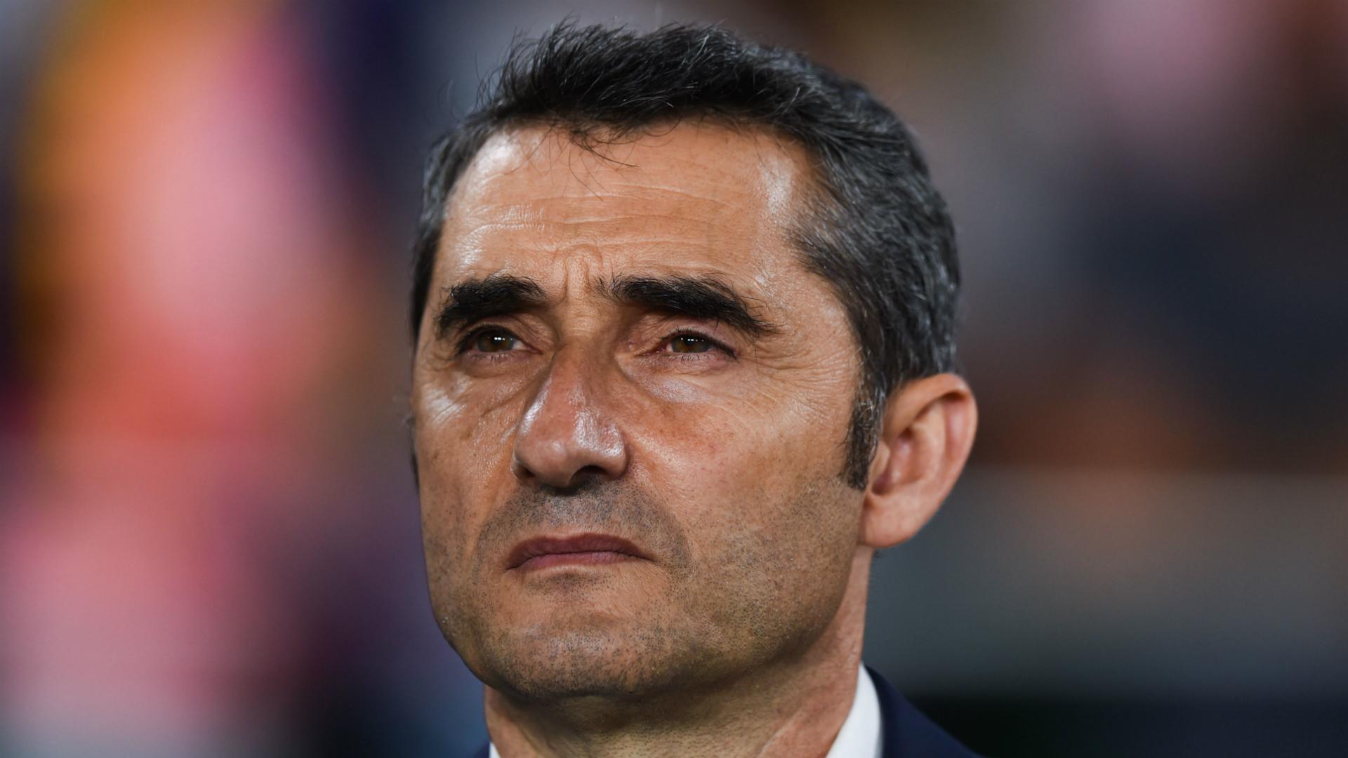 Valverde calls for 'respect' as Barcelona make early dash to Eibar