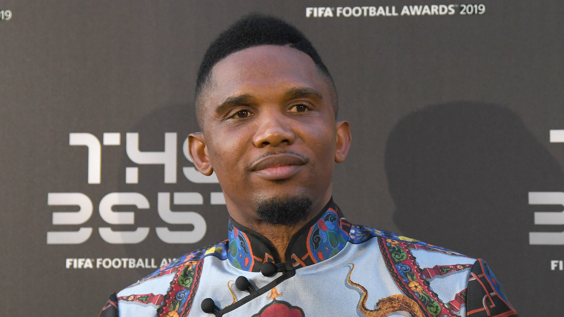 Eto'o open to romantic Real Mallorca return to kick-start coaching career