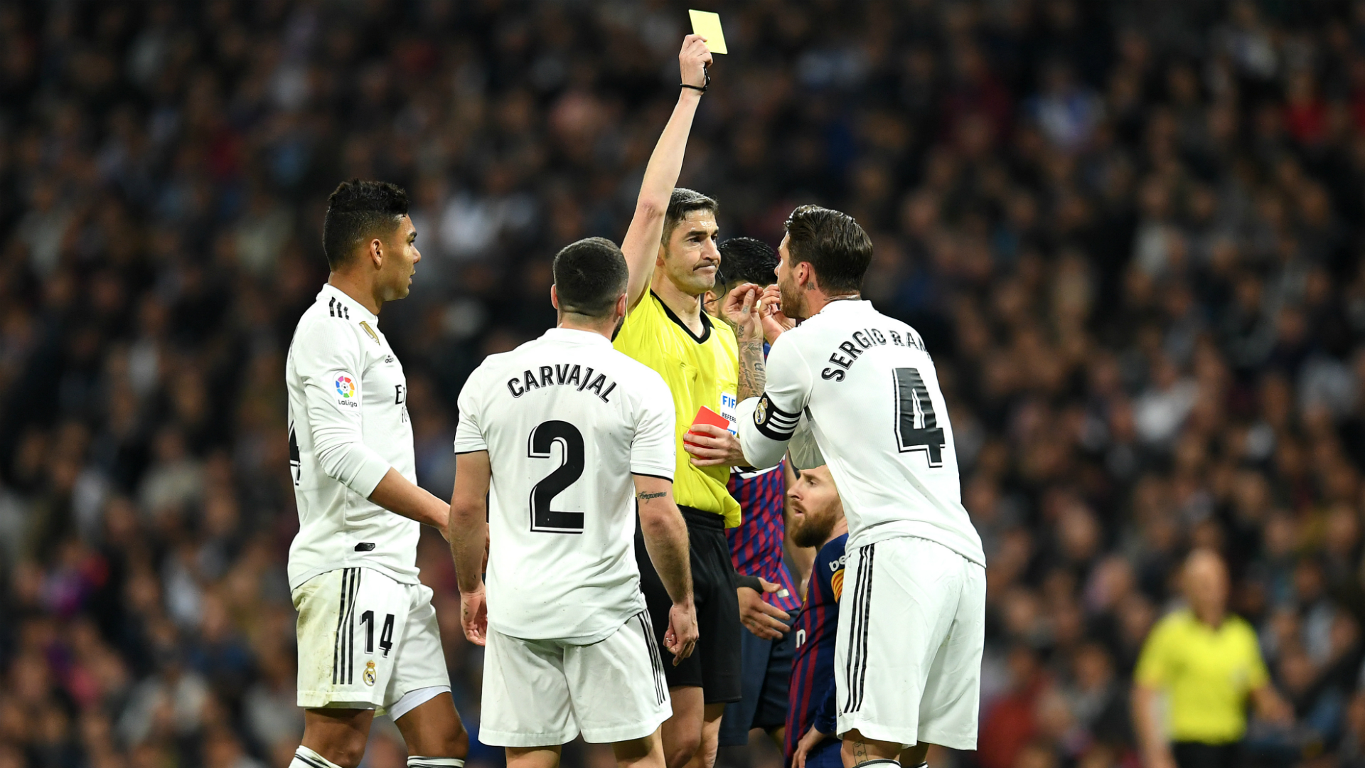 Real Madrid agree to Barcelona proposed date for Clasico