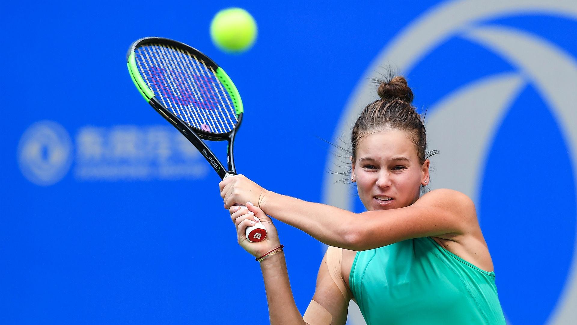 Kudermetova topples Svitolina in Moscow, Ostapenko masters Mertens