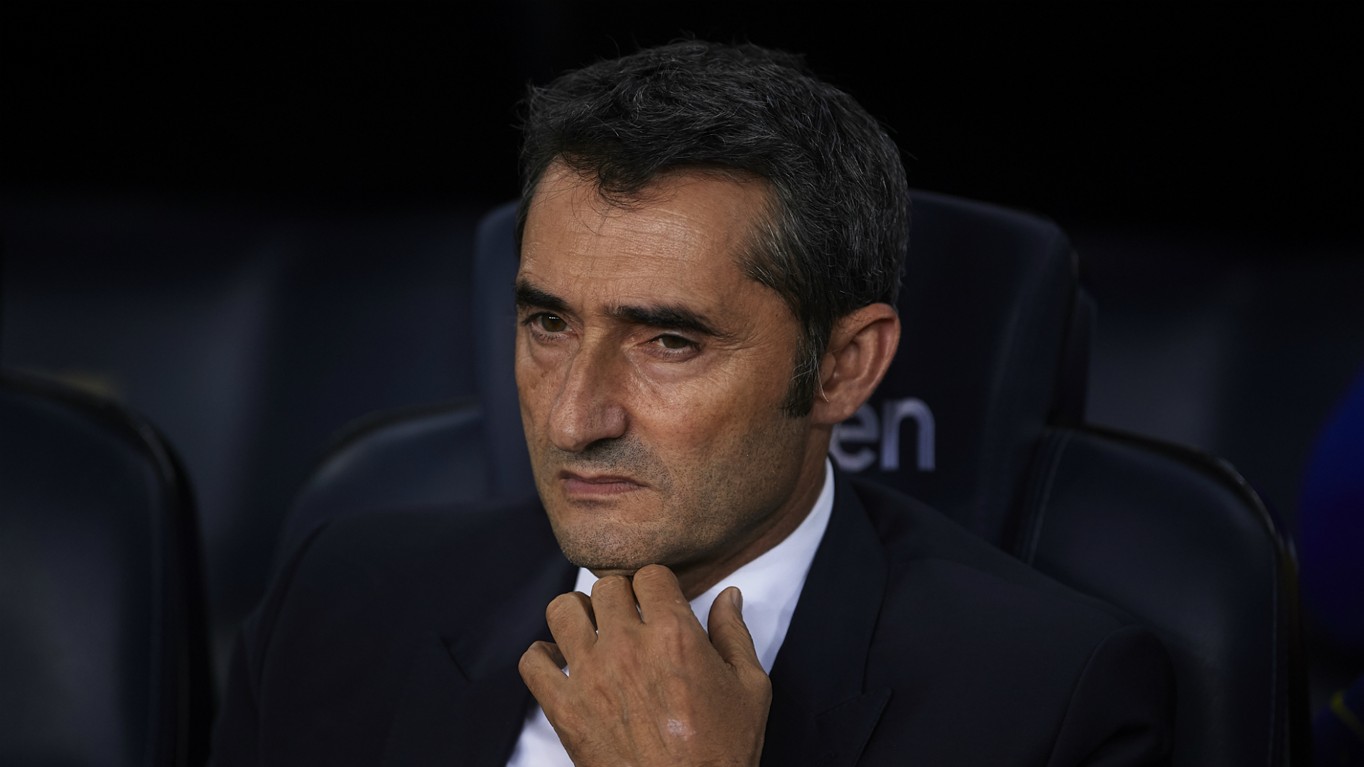 It's fashionable to not agree on political issues - Barca boss Valverde wants swift Clasico resolution