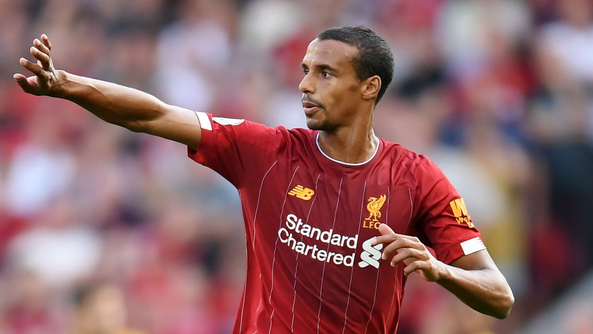Matip signs new Liverpool contract