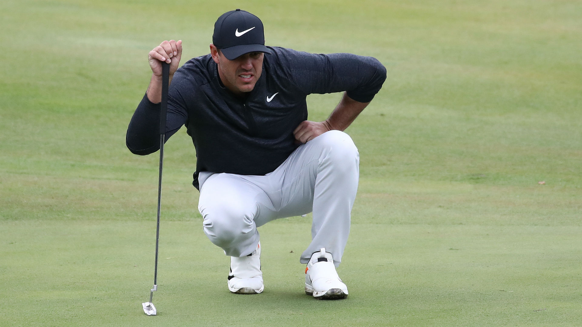 Brooks Koepka withdraws from CJ Cup due to knee injury