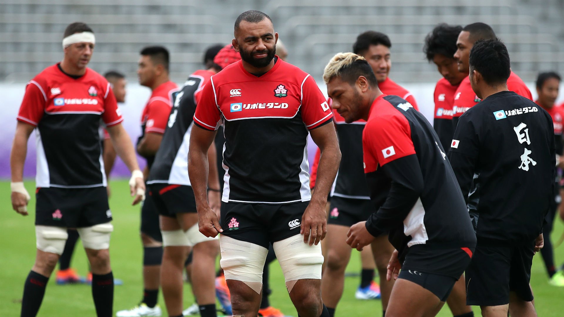 Rugby World Cup 2019: Japan v South Africa