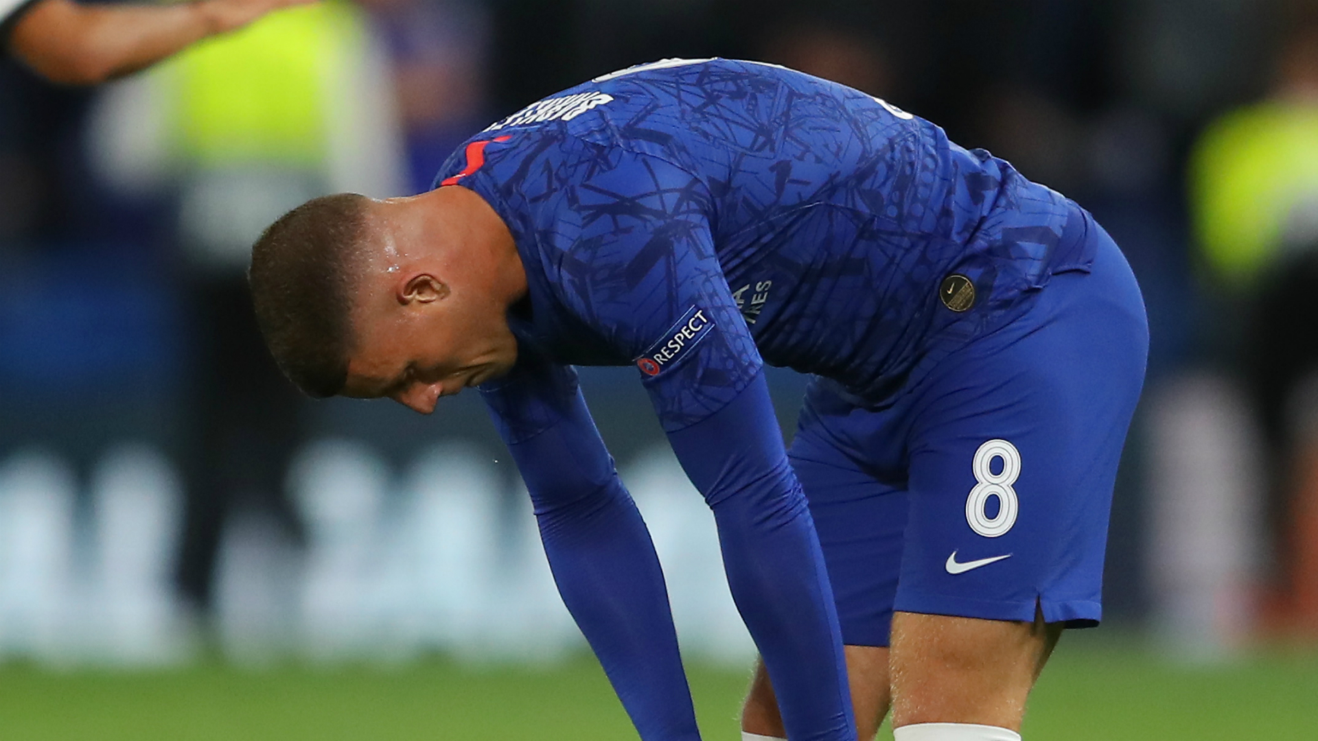 Lampard accuses Barkley of being 'naive' after late night taxi row