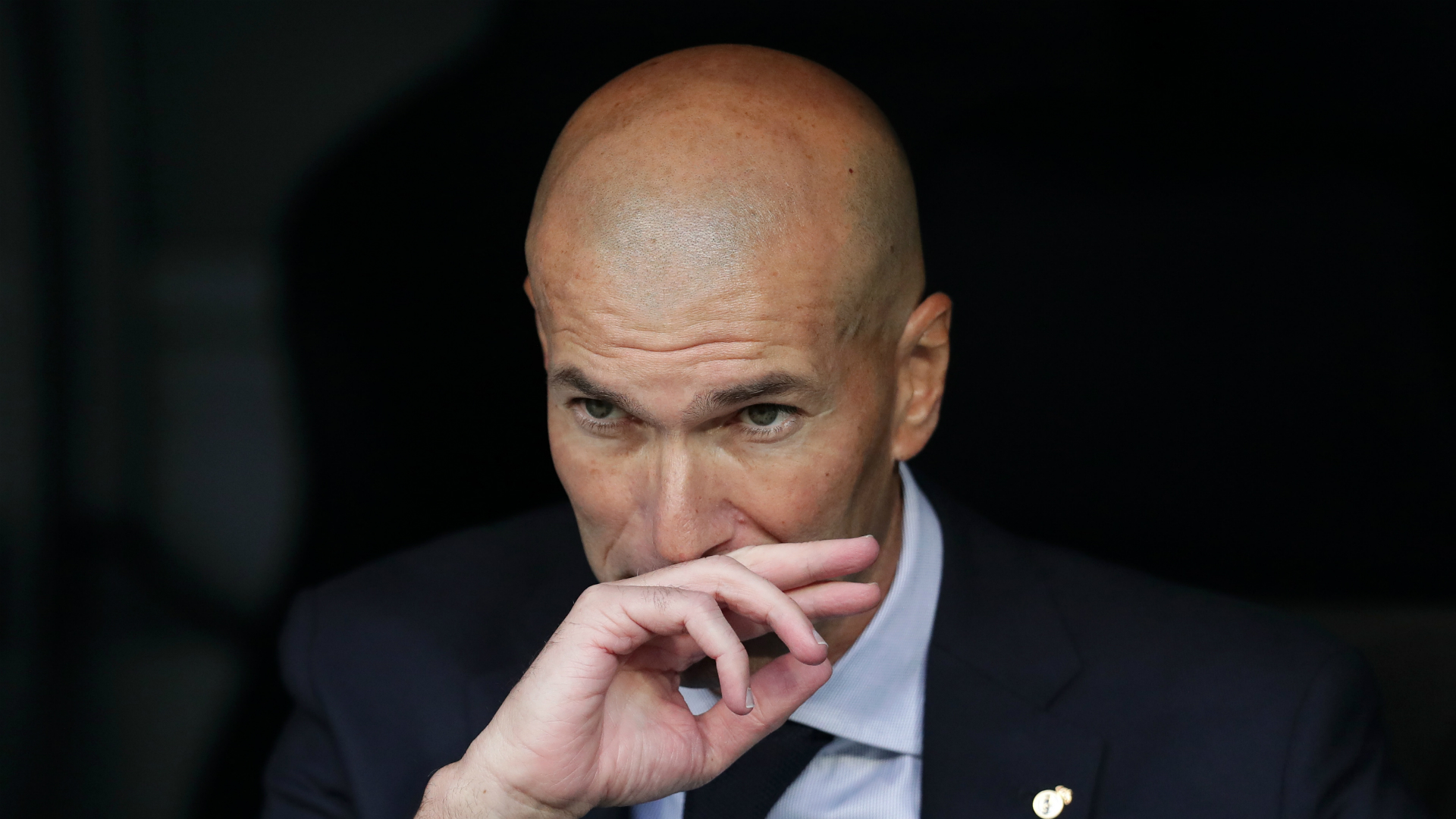 The first goal was a joke - Zidane unhappy with Real Madrid's shambolic start