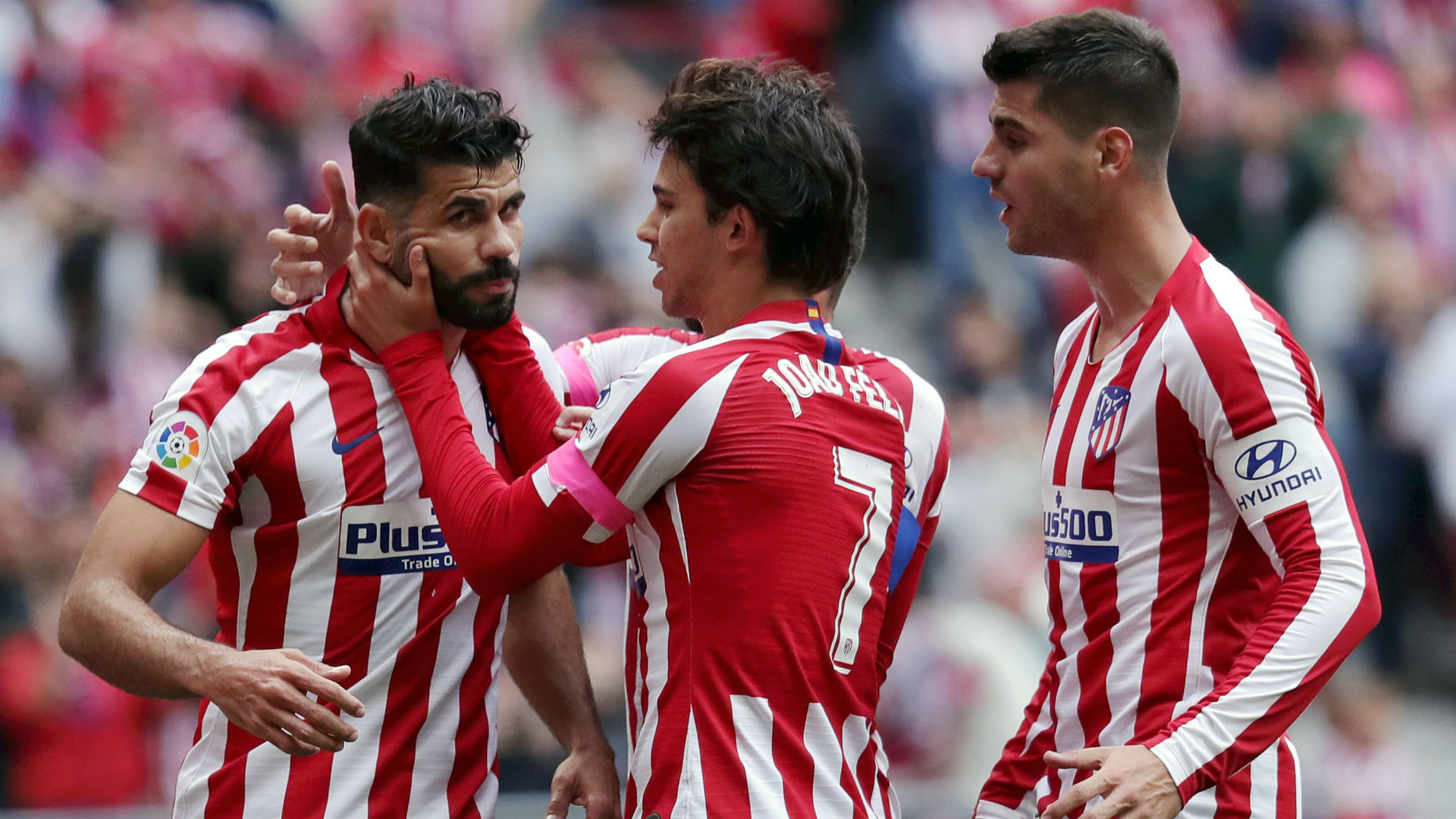 Joao Felix injury 'could be serious' - Simeone