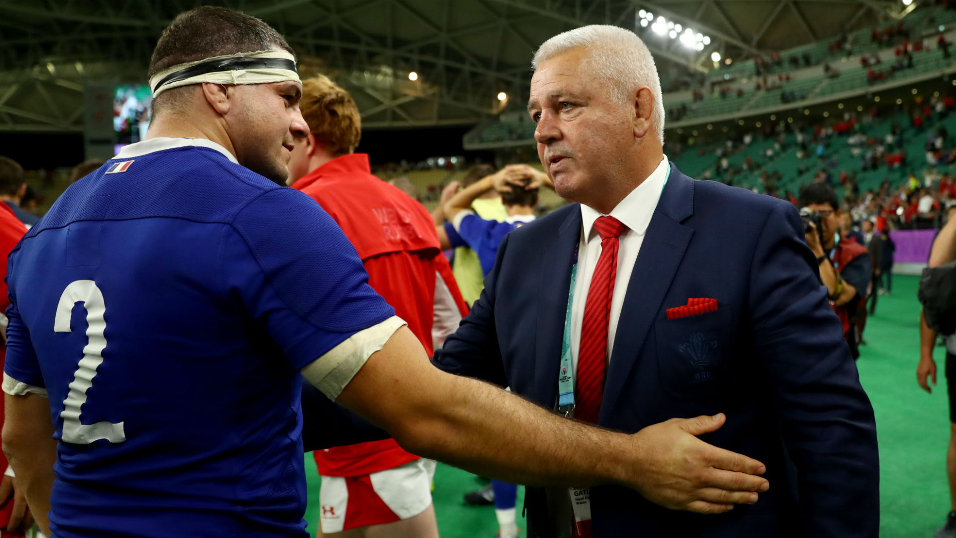 Rugby World Cup 2019: The better team lost - Gatland