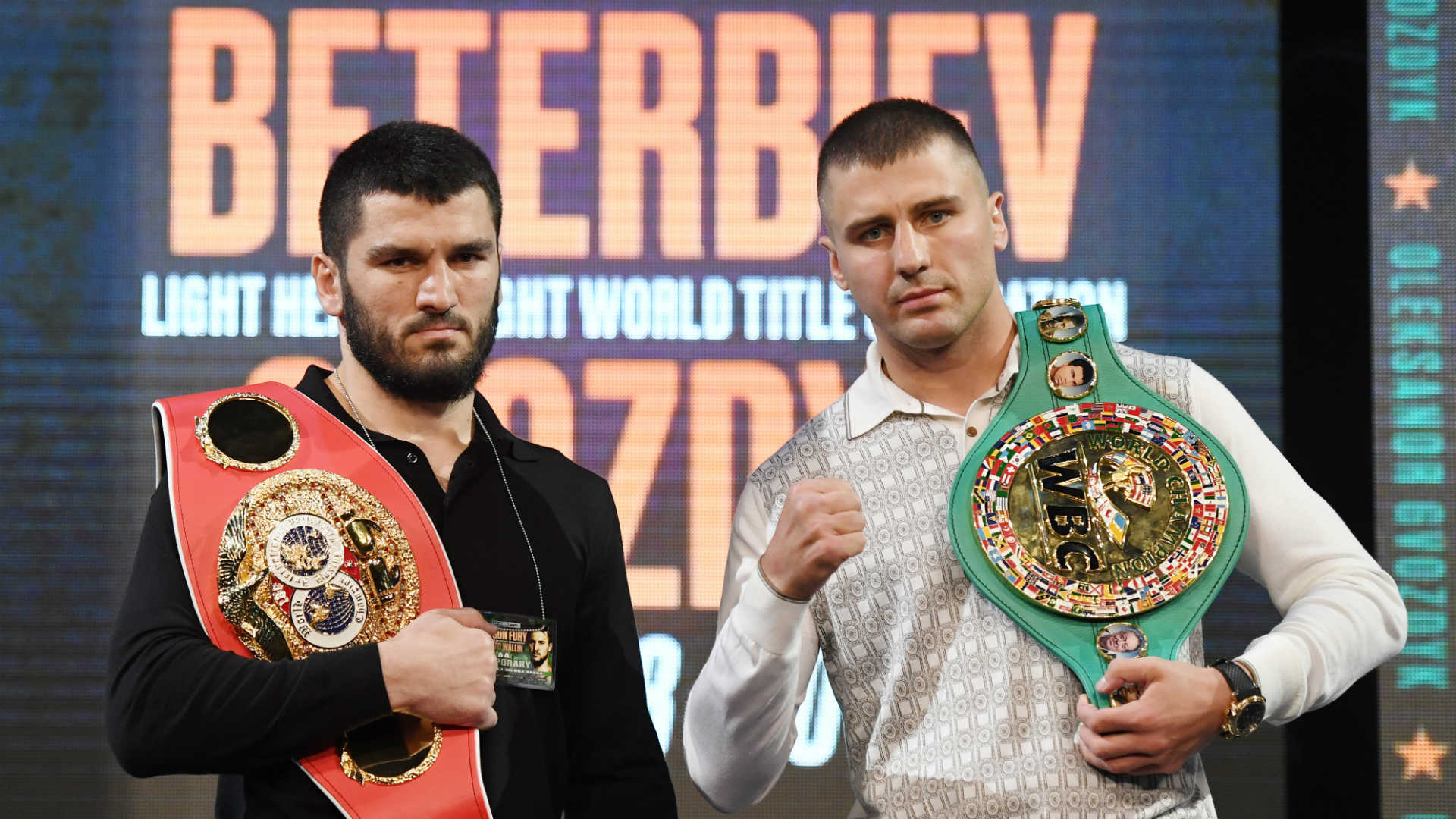 Gvozdyk released from hospital after TKO loss to Beterbiev