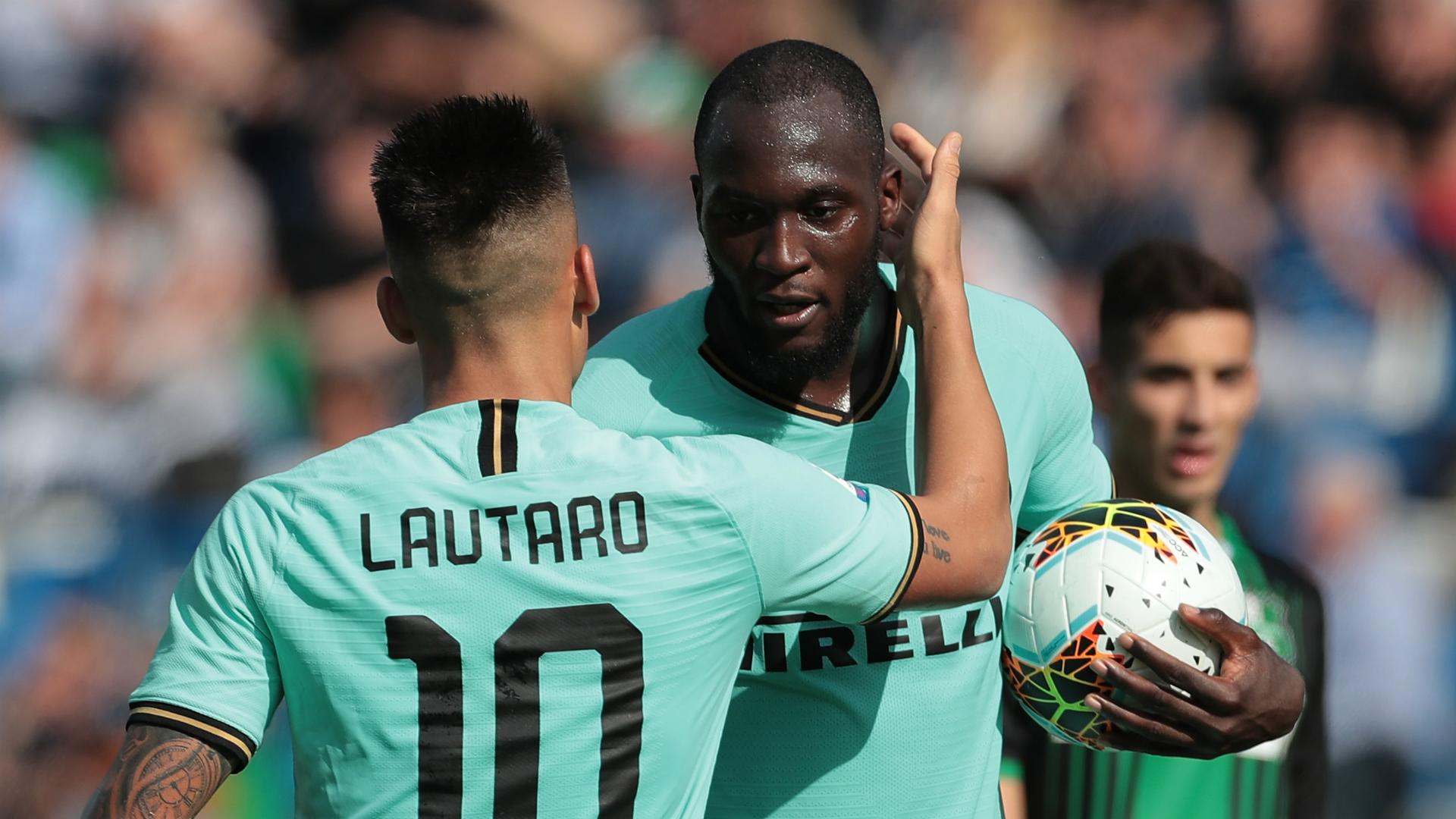 Sassuolo 3-4 Inter:  Lukaku and Martinez shine bright against brave Neroverdi