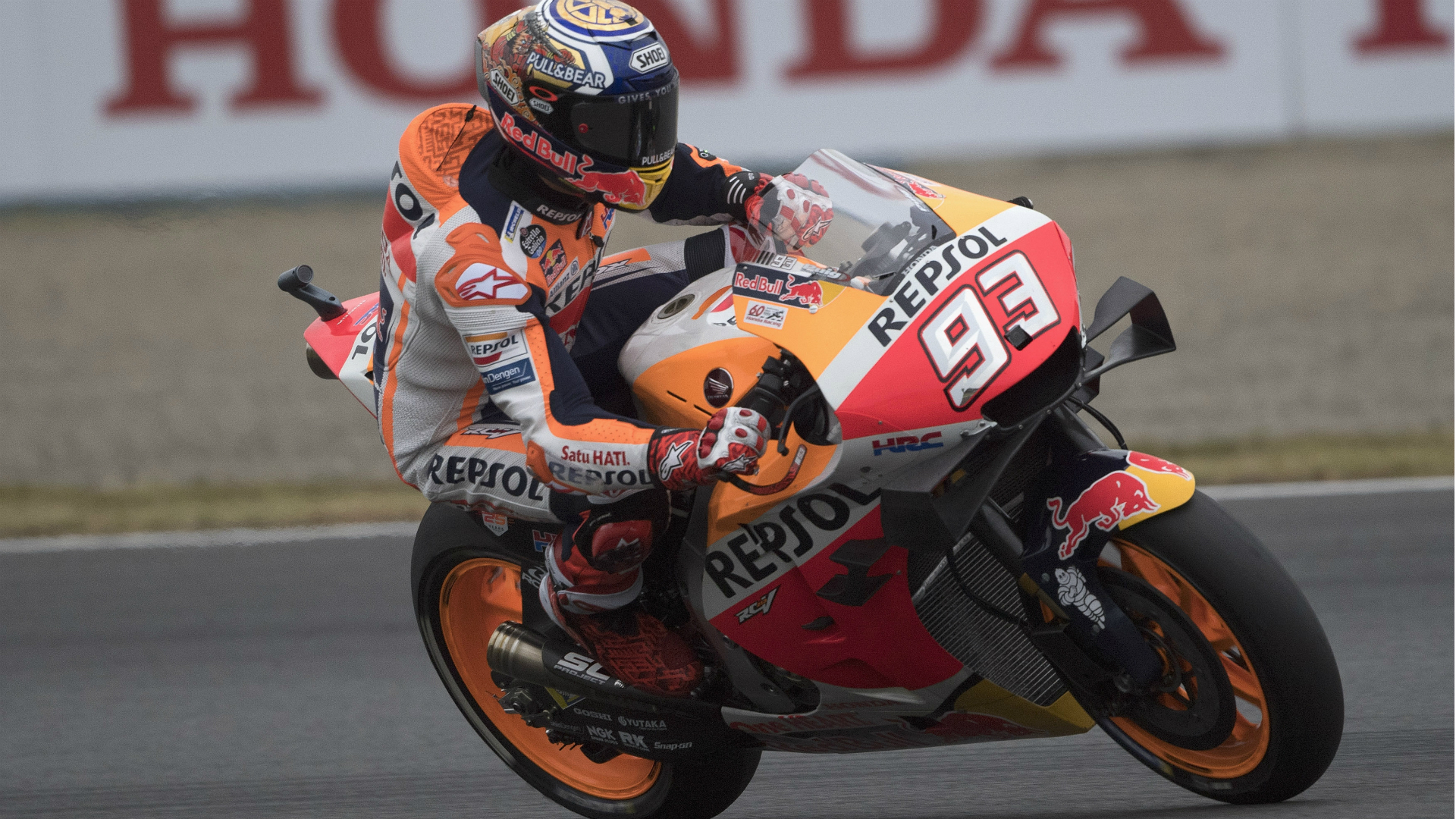 Marquez equals Doohan milestone with routine win at Motegi