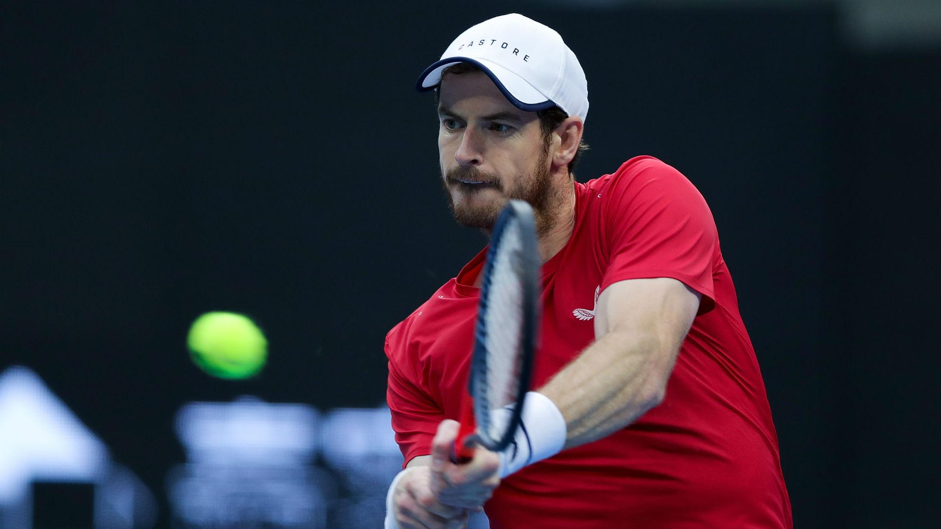 Murray relishing reunion with Wawrinka in Antwerp final