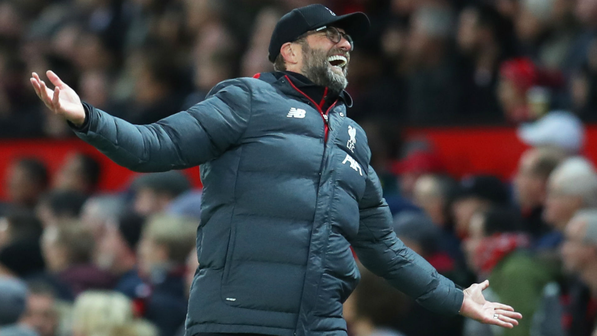 It's a fact, they just defend against us – Klopp irked by Man United setup