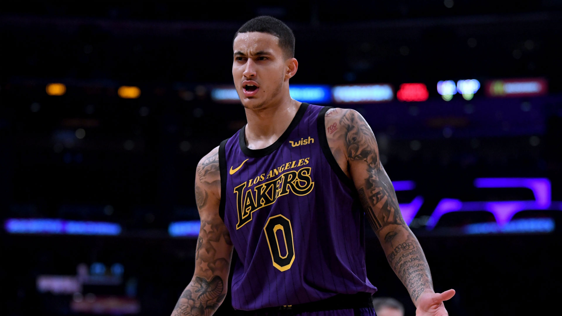 Kuzma ruled out of Lakers' NBA season opener