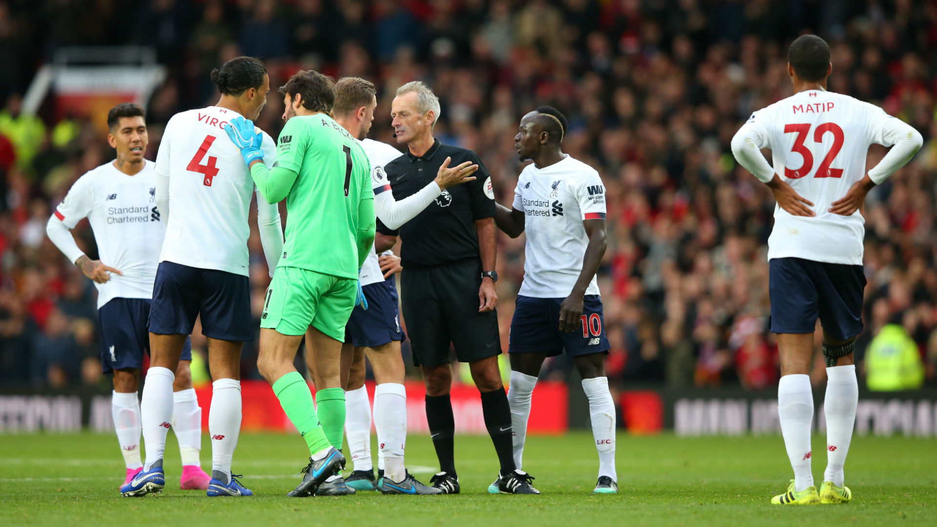 Man United halt Liverpool's winning streak as Man City close the gap - the Premier League Data Diary