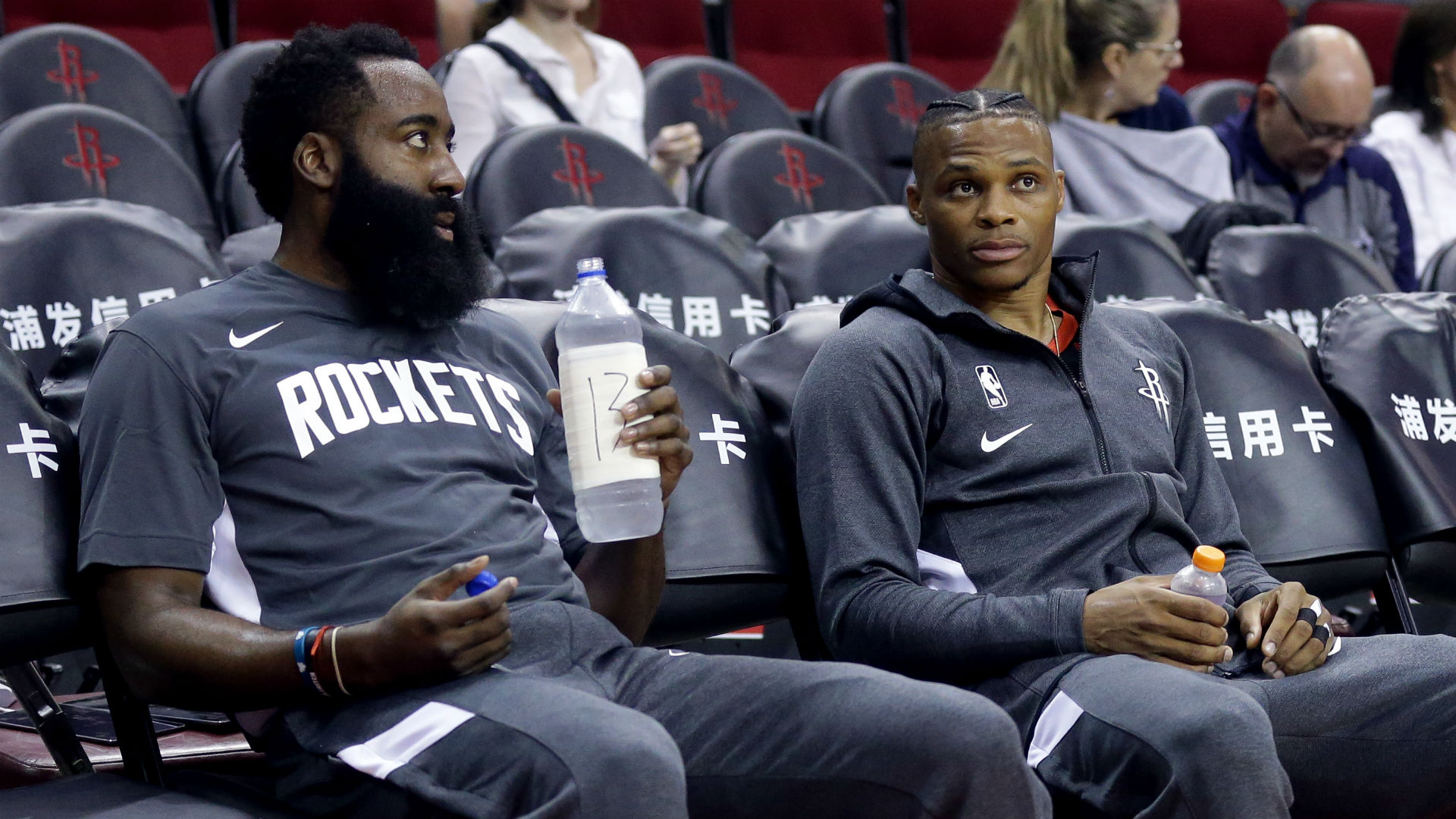 NBA preview 2019-20: How Rockets duo Westbrook and Harden have evolved since Thunder days