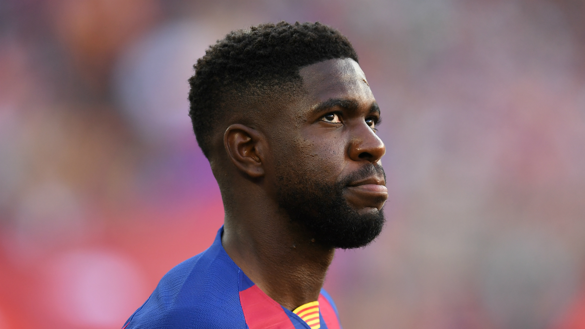 Umtiti out of Slavia Prague trip as Barcelona confirm knee injury