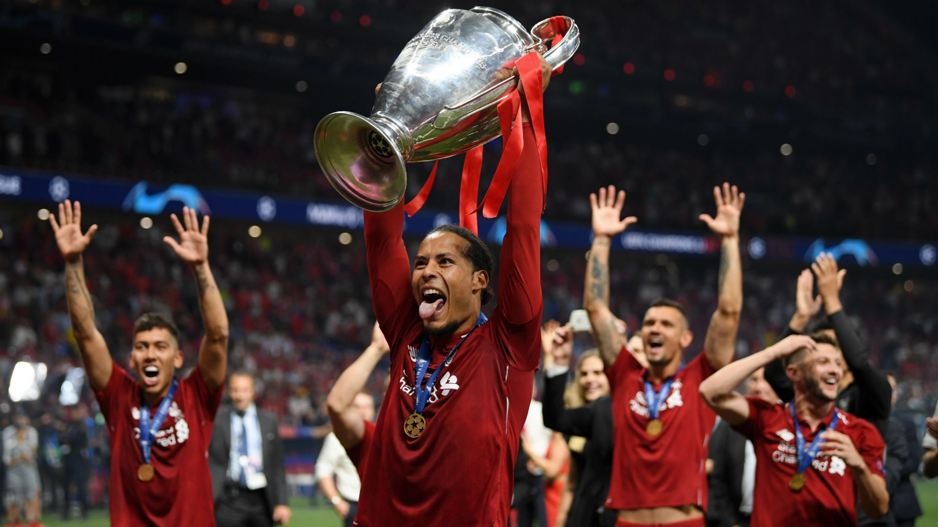 Van Dijk one of seven Liverpool players in running for Ballon d'Or