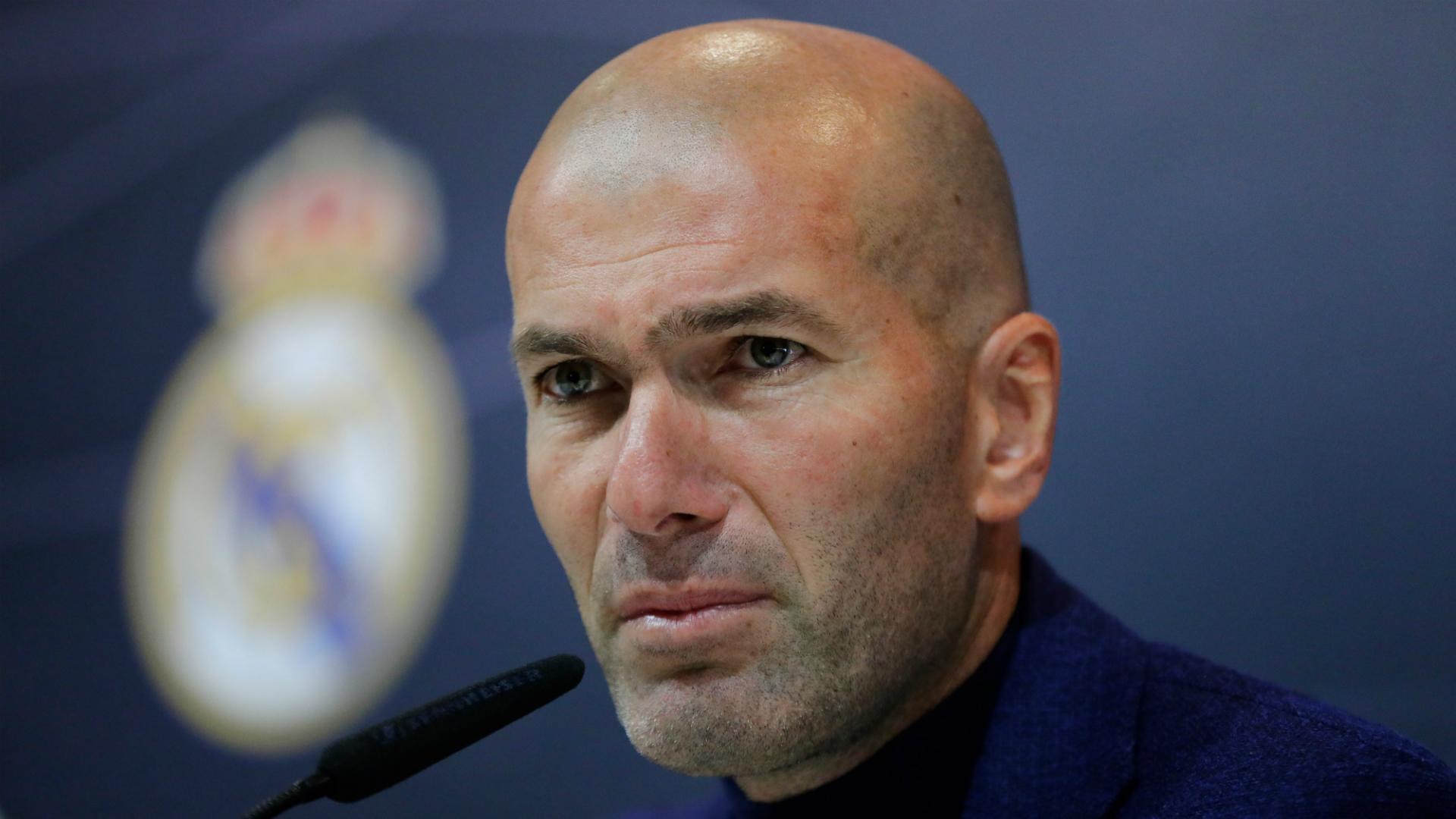 Mourinho speculation bothers me - Zidane
