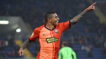 Shakhtar Donetsk 2-2 Dinamo Zagreb: Dodo rescues hosts late on