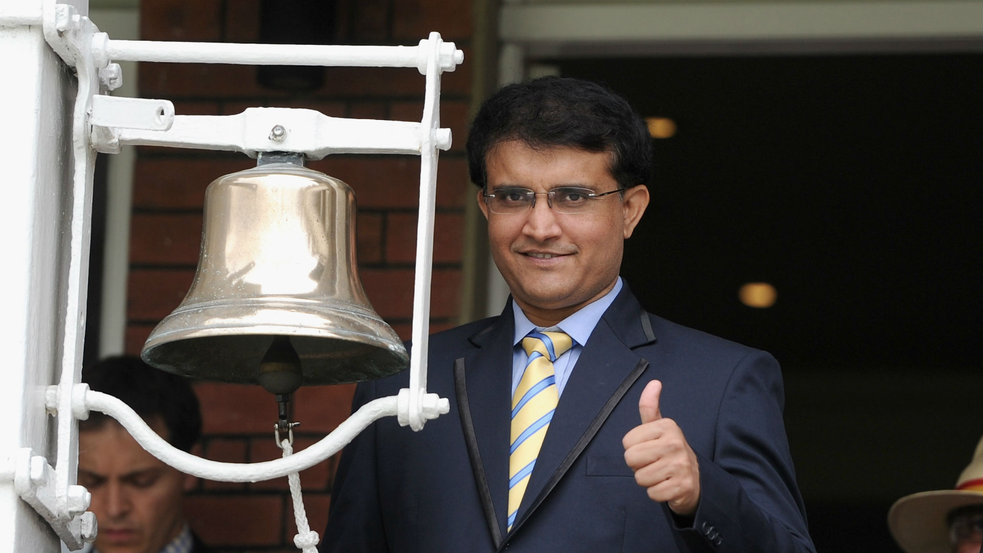 Kohli hails 'great' appointment as Ganguly named BCCI boss