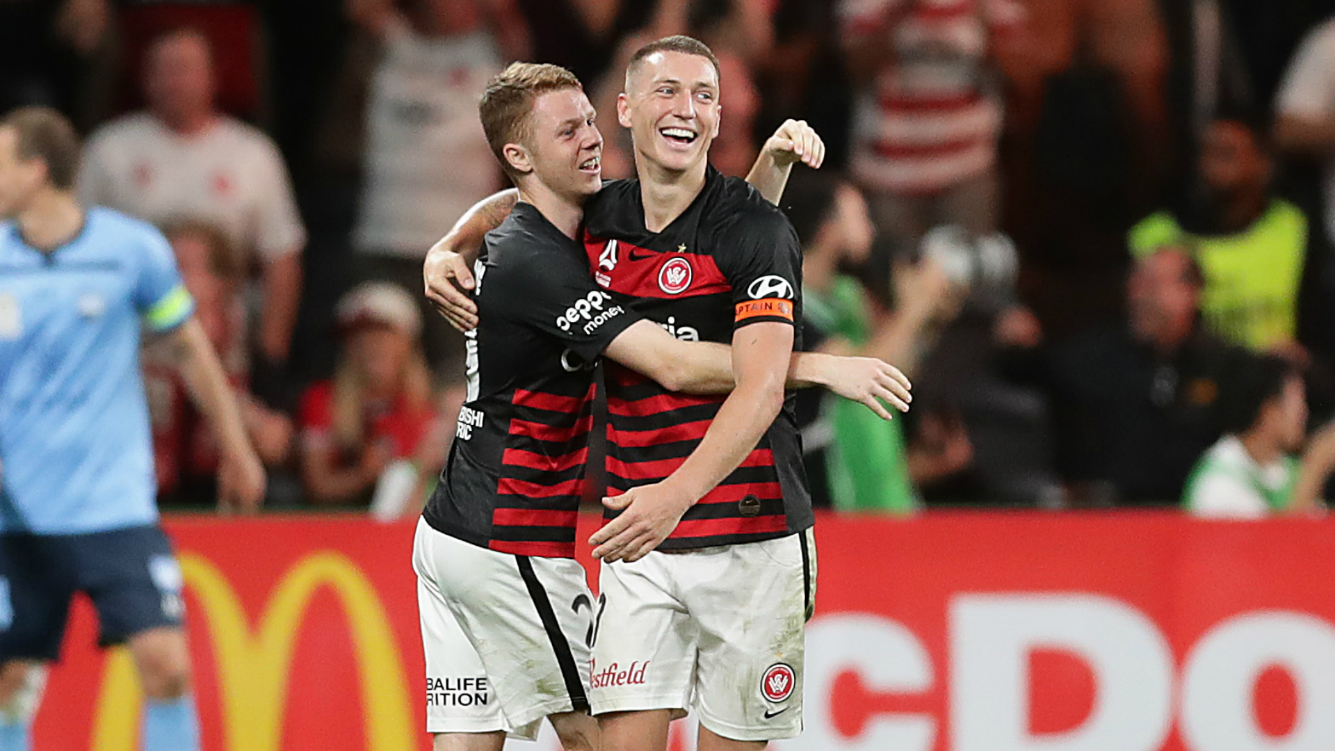 A-League Review: Duke delivers amid Sydney derby drama, McGree leads Adelaide past Newcastle