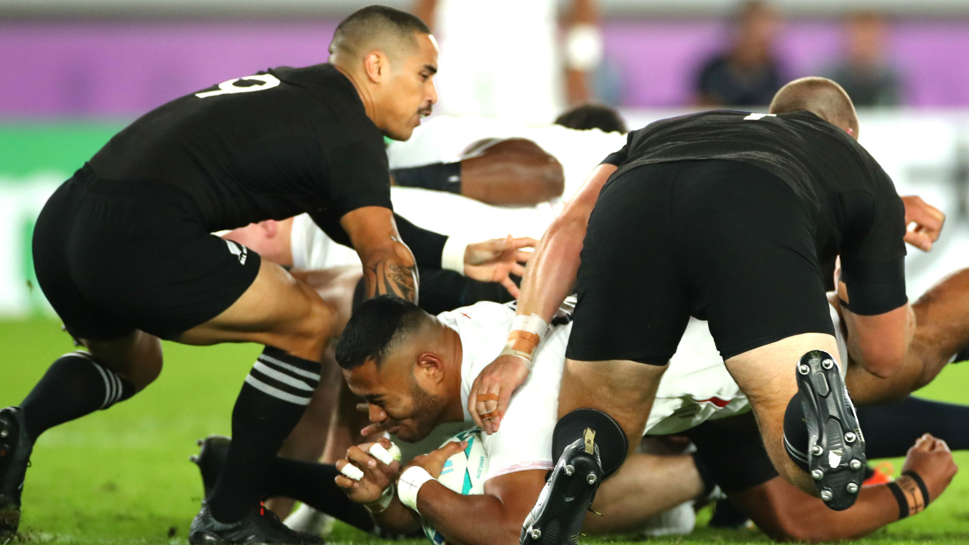 Rugby World Cup 2019: England 19-7 New Zealand