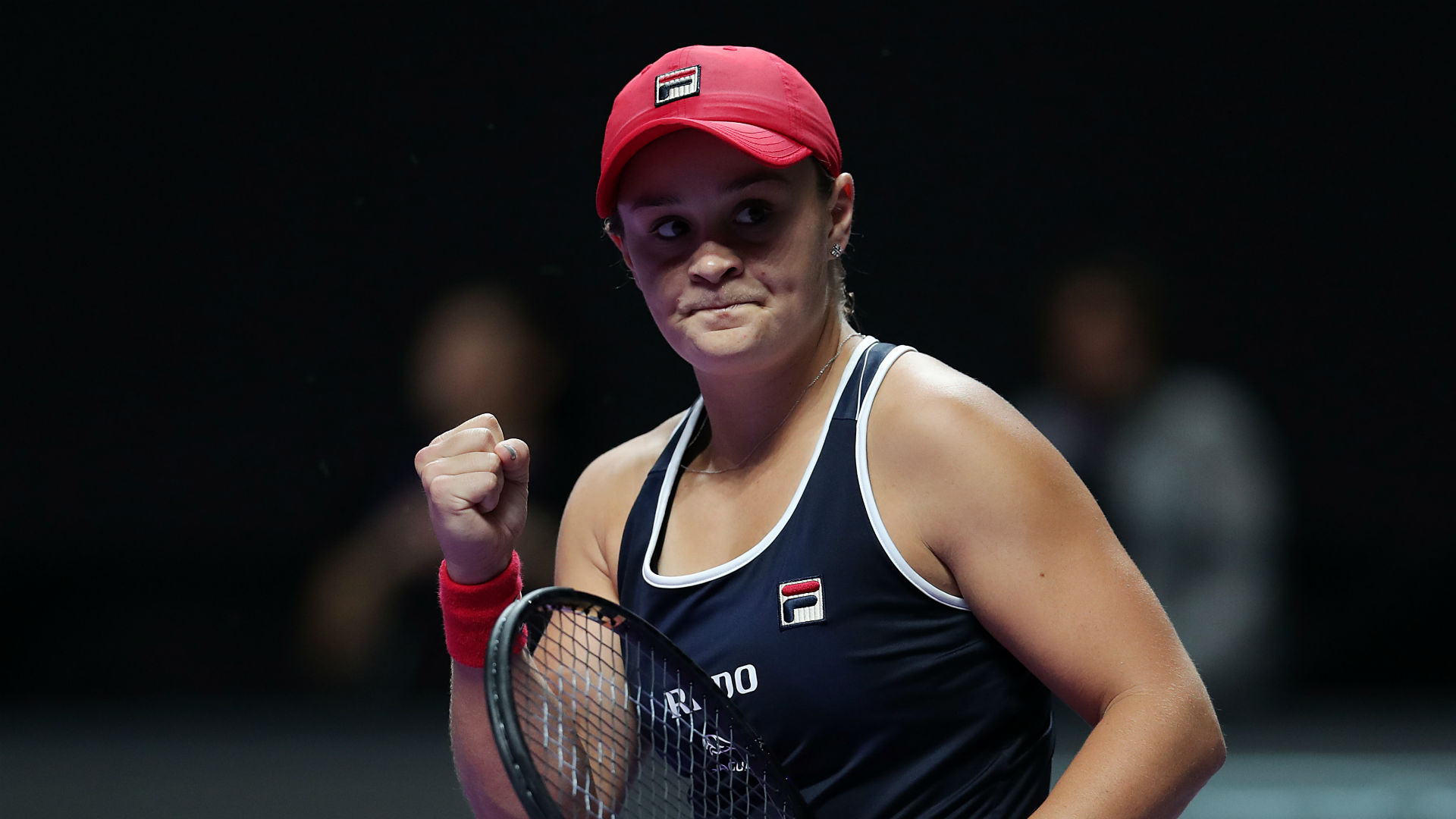 Barty locks down number one spot as Osaka battles past Kvitova
