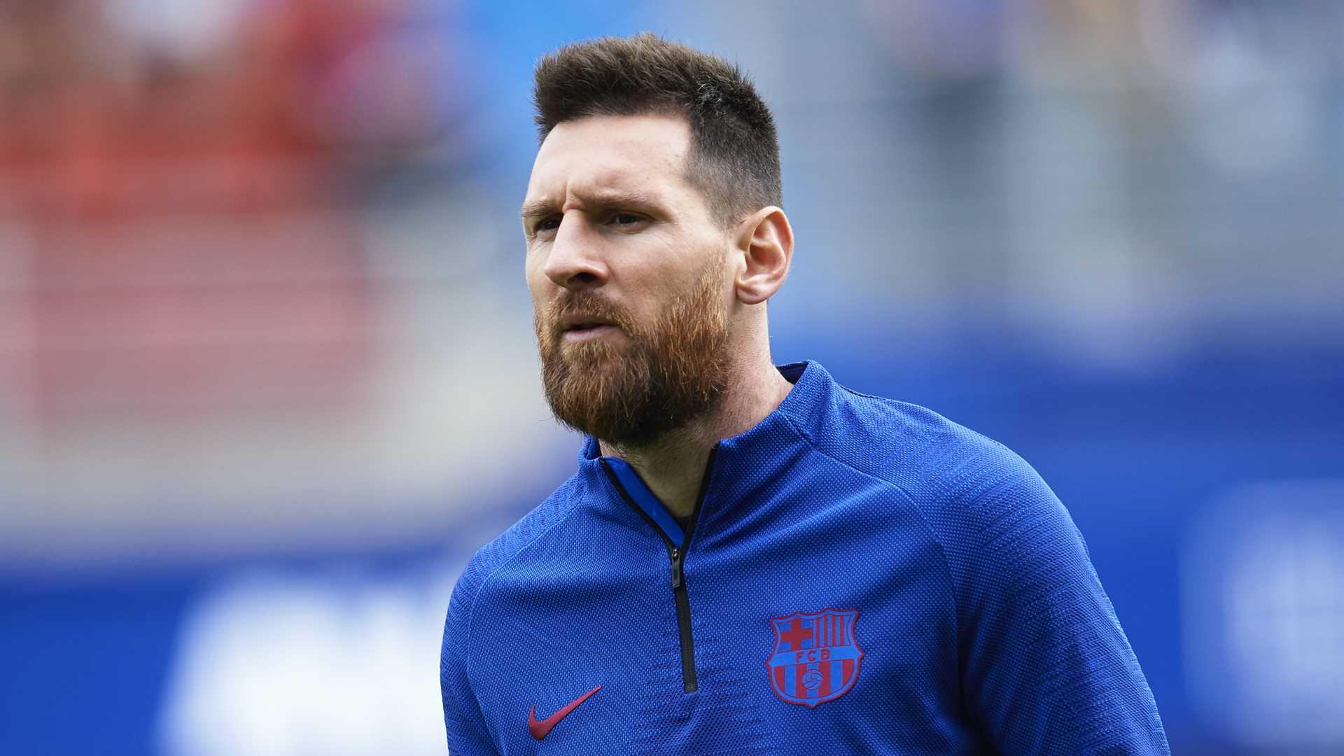 Messi apprehensive about pursuing Newell's dream in 'crazier' Argentina