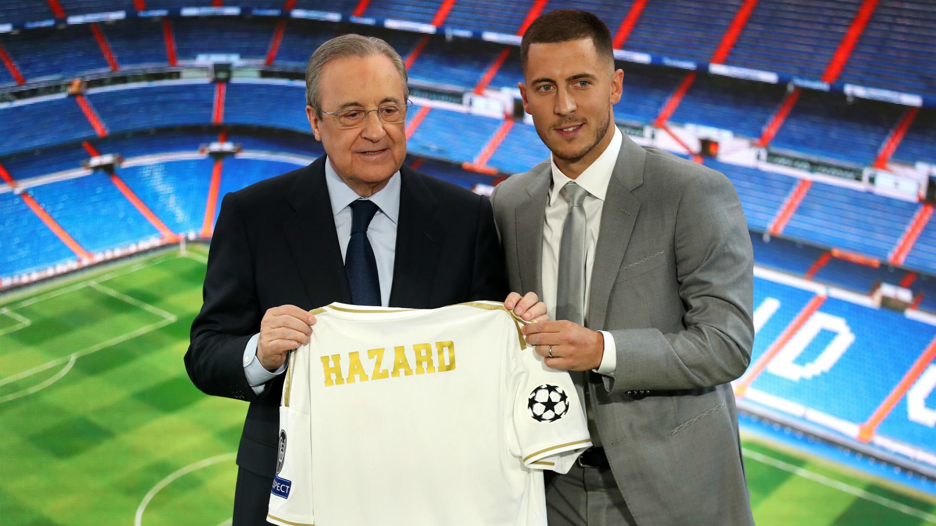 Hazard held Courtois and Perez talks before Real Madrid move
