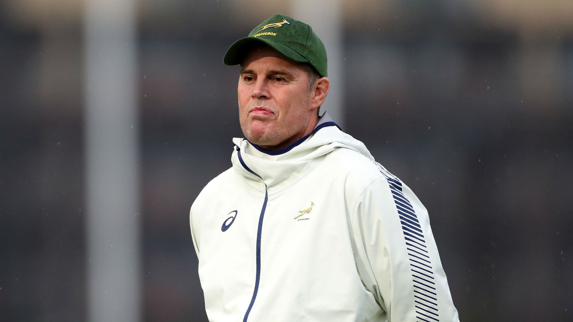 Rugby World Cup 2019: Erasmus defends attritional Springboks approach