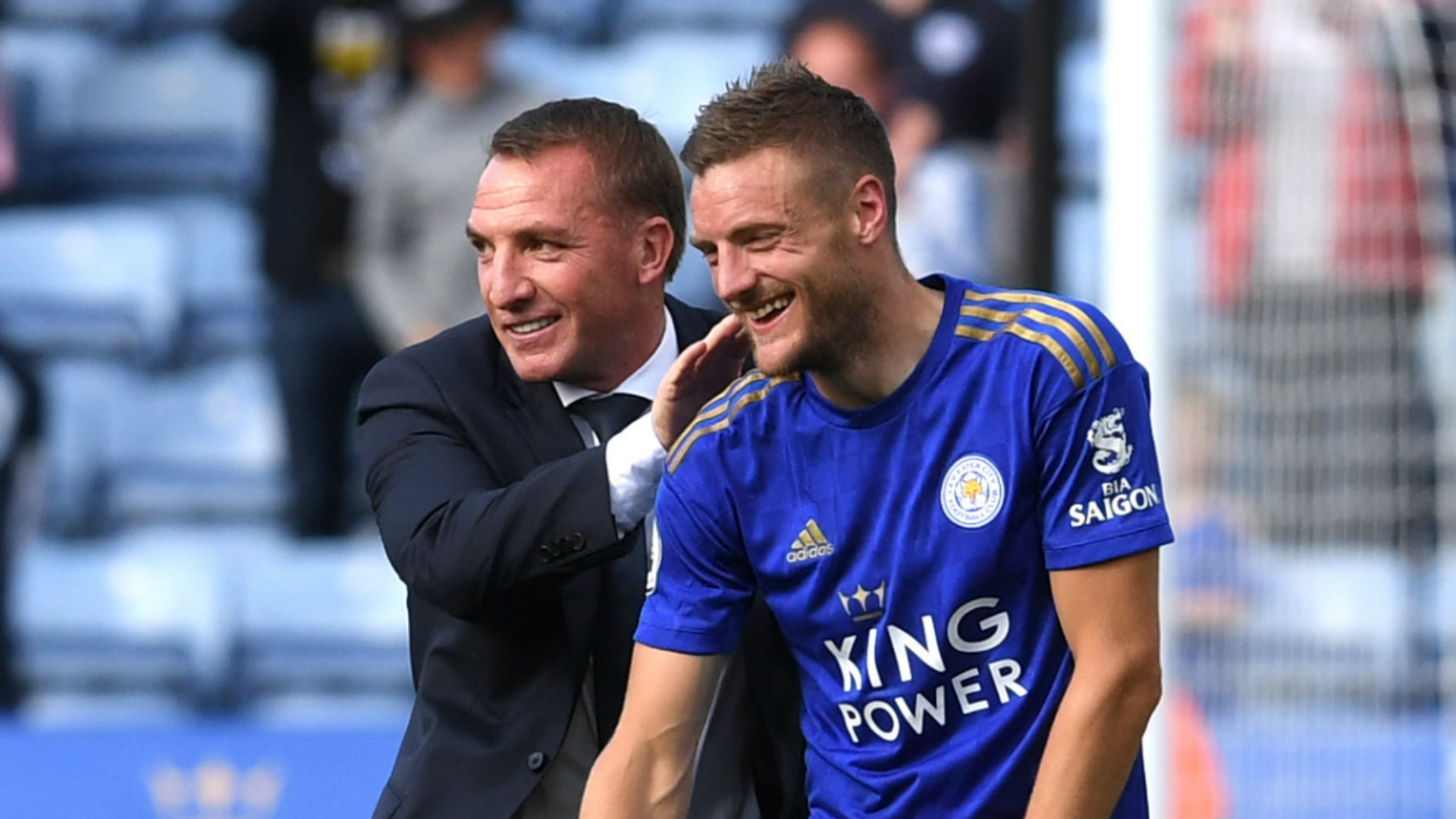 Are Rodgers, Vardy and Maddison building something special at Leicester City?