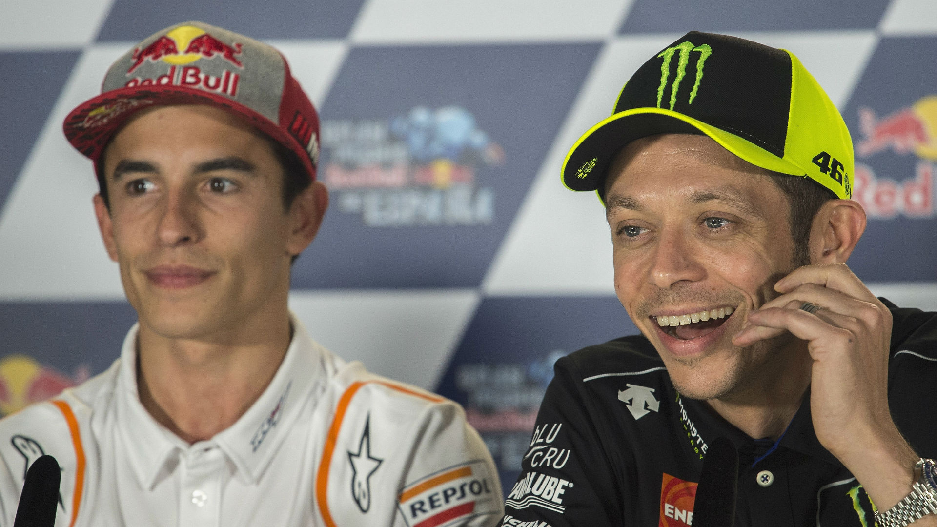 MotoGP Raceweek: Rossi thinks Marquez is close to perfect season...but the reigning champion doesn't